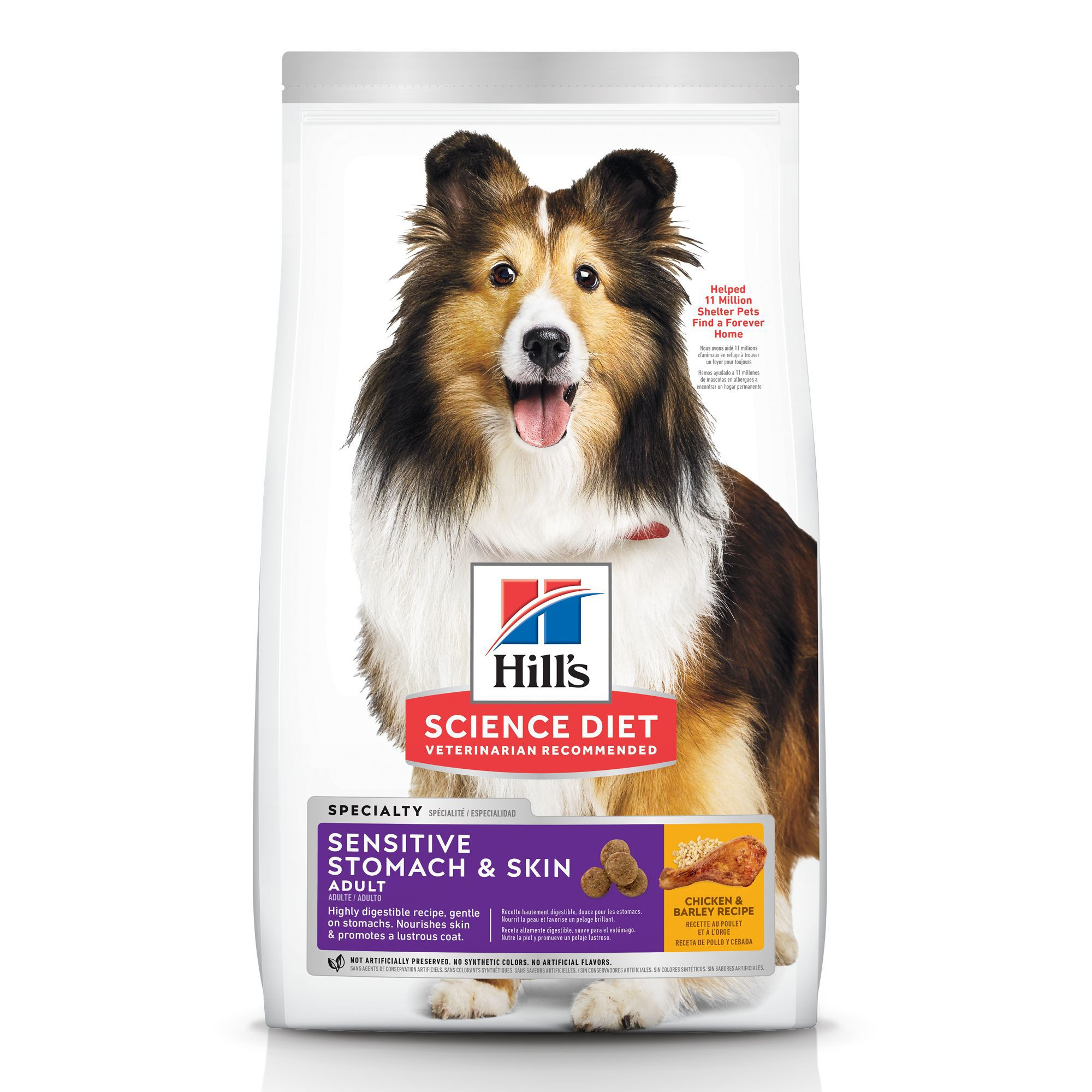 Hill's Science Diet Adult Sensitive Skin Dog Food Review