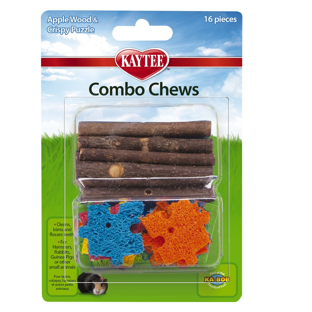 hamster chew toys