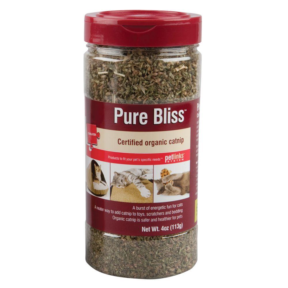 Petlinks Pure Bliss Catnip size: 4 Oz 5157185