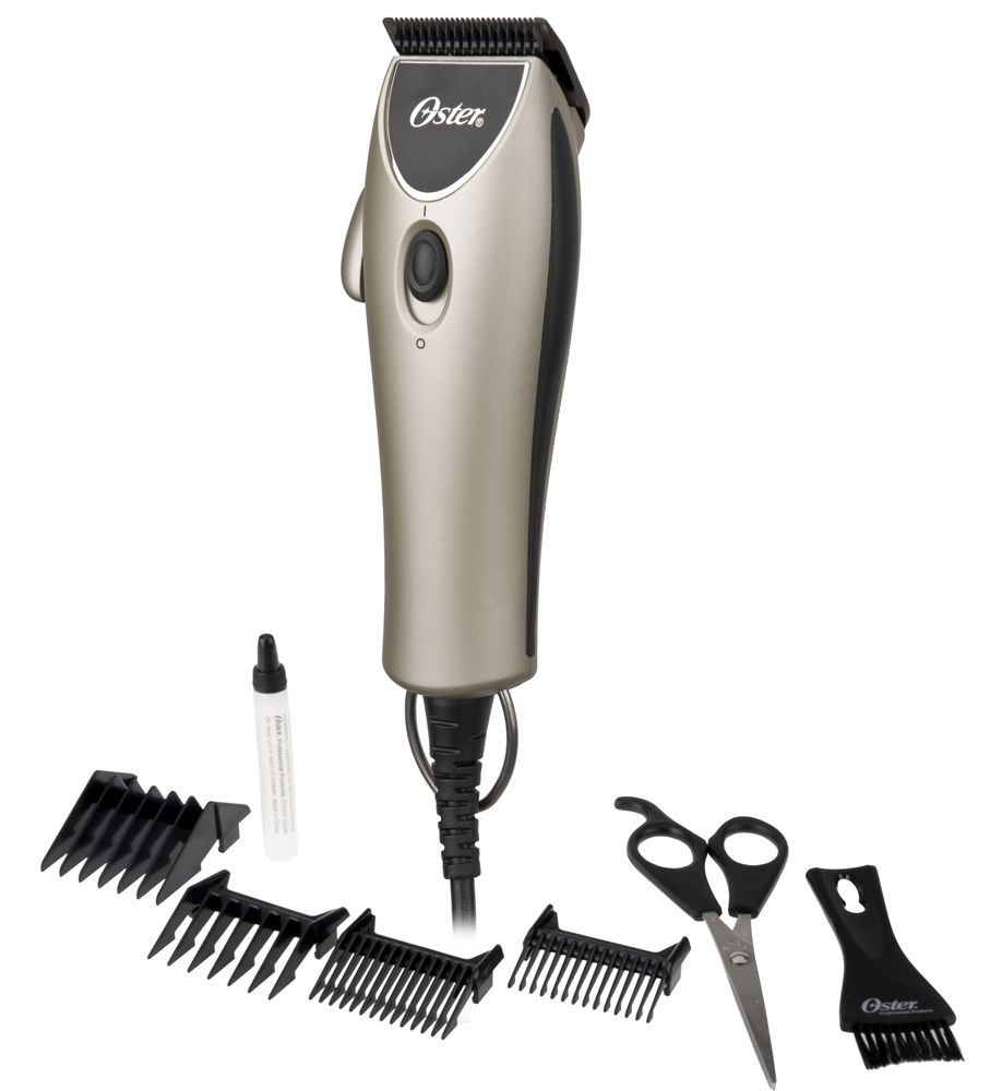 Oster Performance Complete Clipper Kit Silver