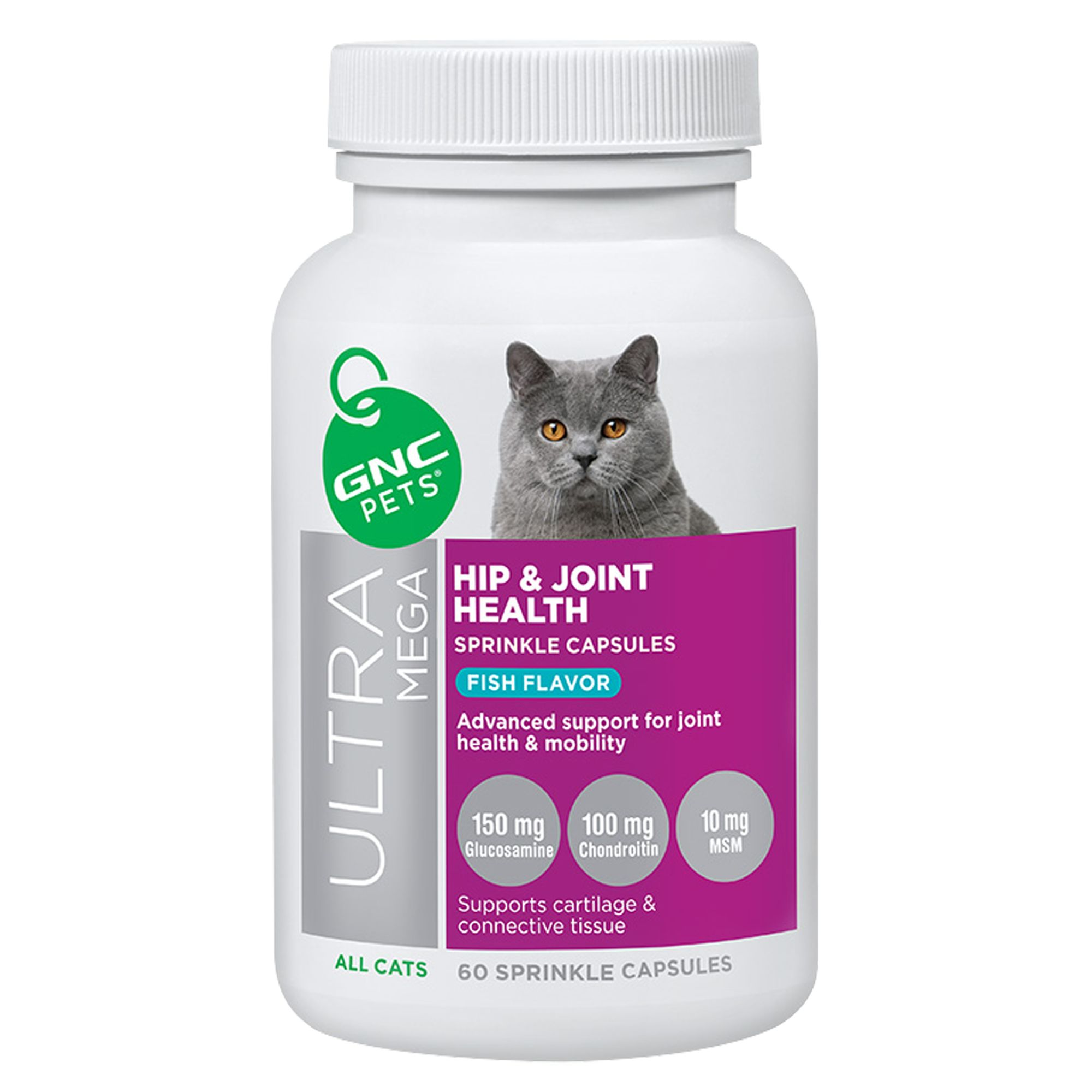 Gnc Pets Hip And Joint Health Cats