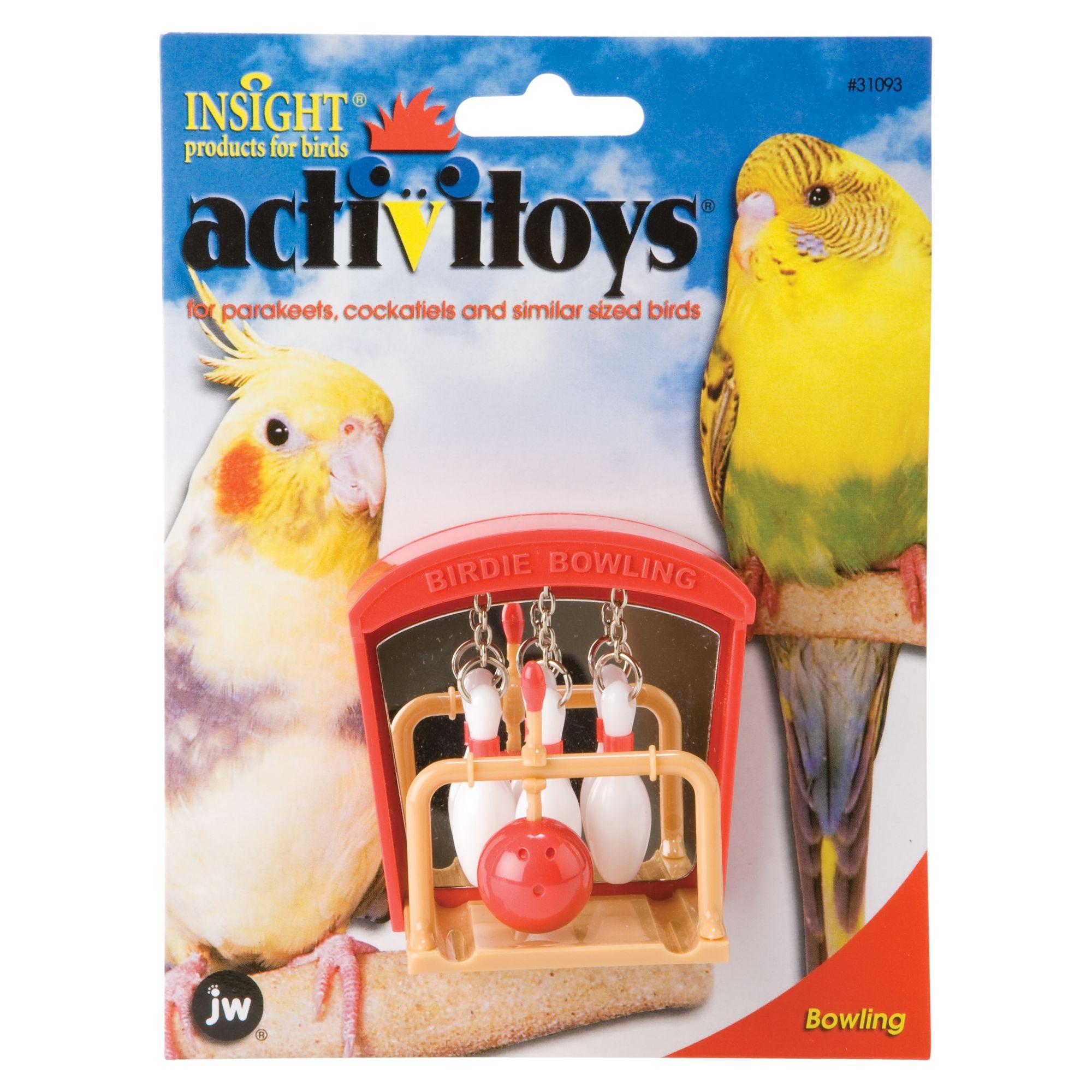 JW Pet® Insight Activitoys Birdie Bowling Toy 5158373