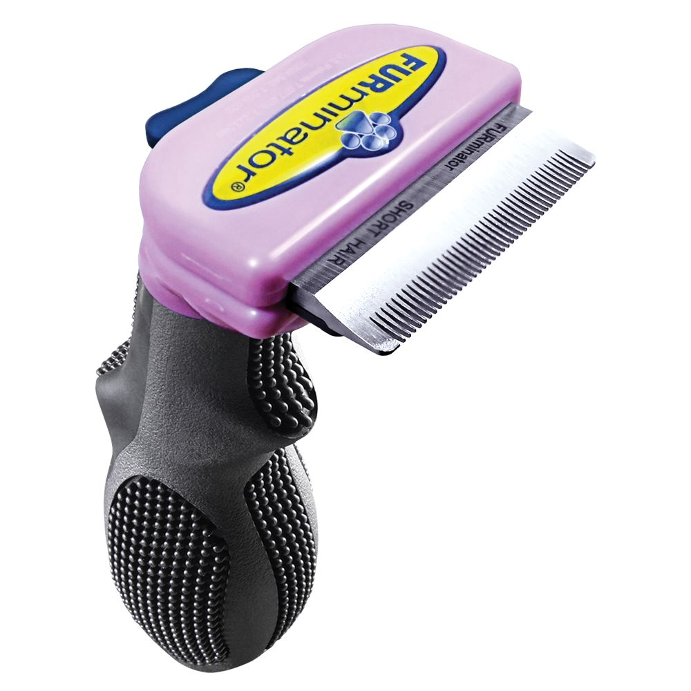 FURminator deShedding Short Haired Cat Tool size: Small