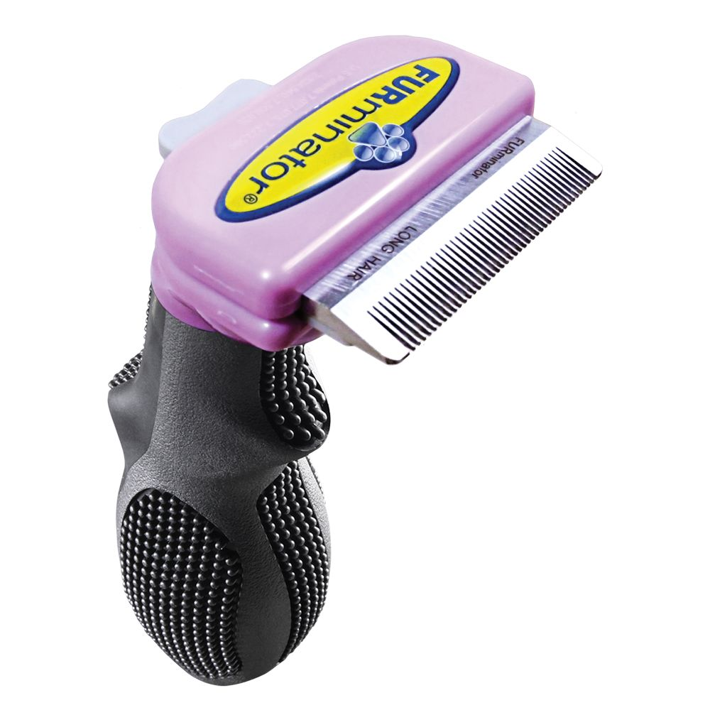 FURminator® deShedding Long Haired Cat Tool size: Small 5158398
