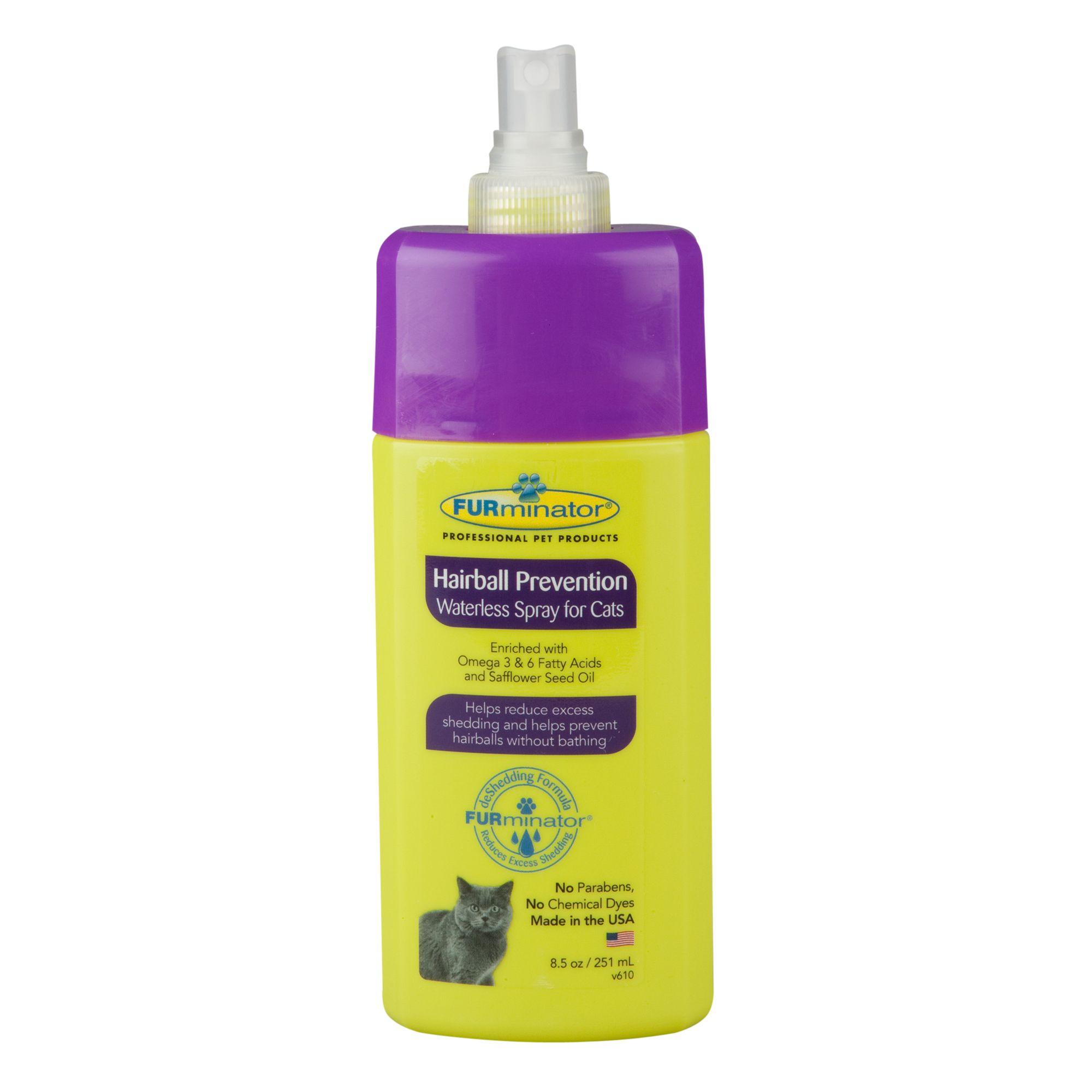 FURminator Hairball Prevention Cat Spray 5158420