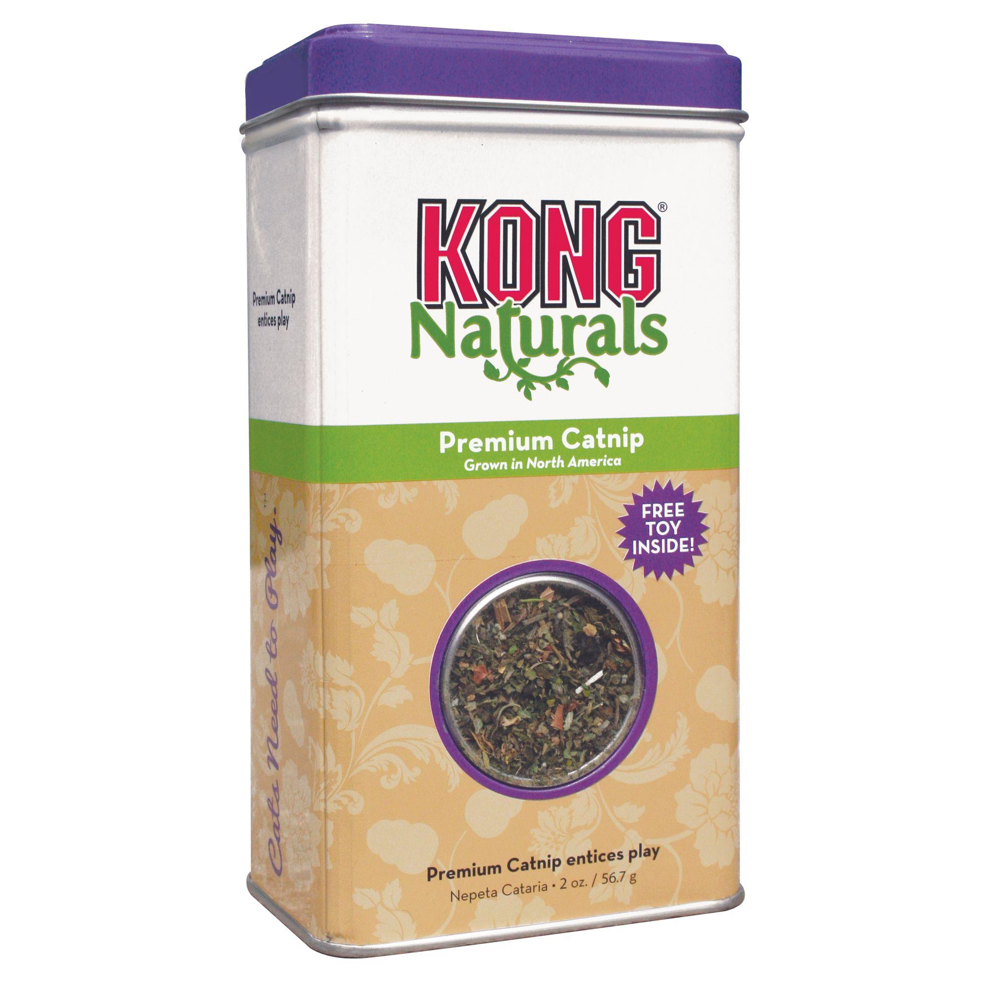 Kong® Premium Catnip size: 1 Oz 5158941
