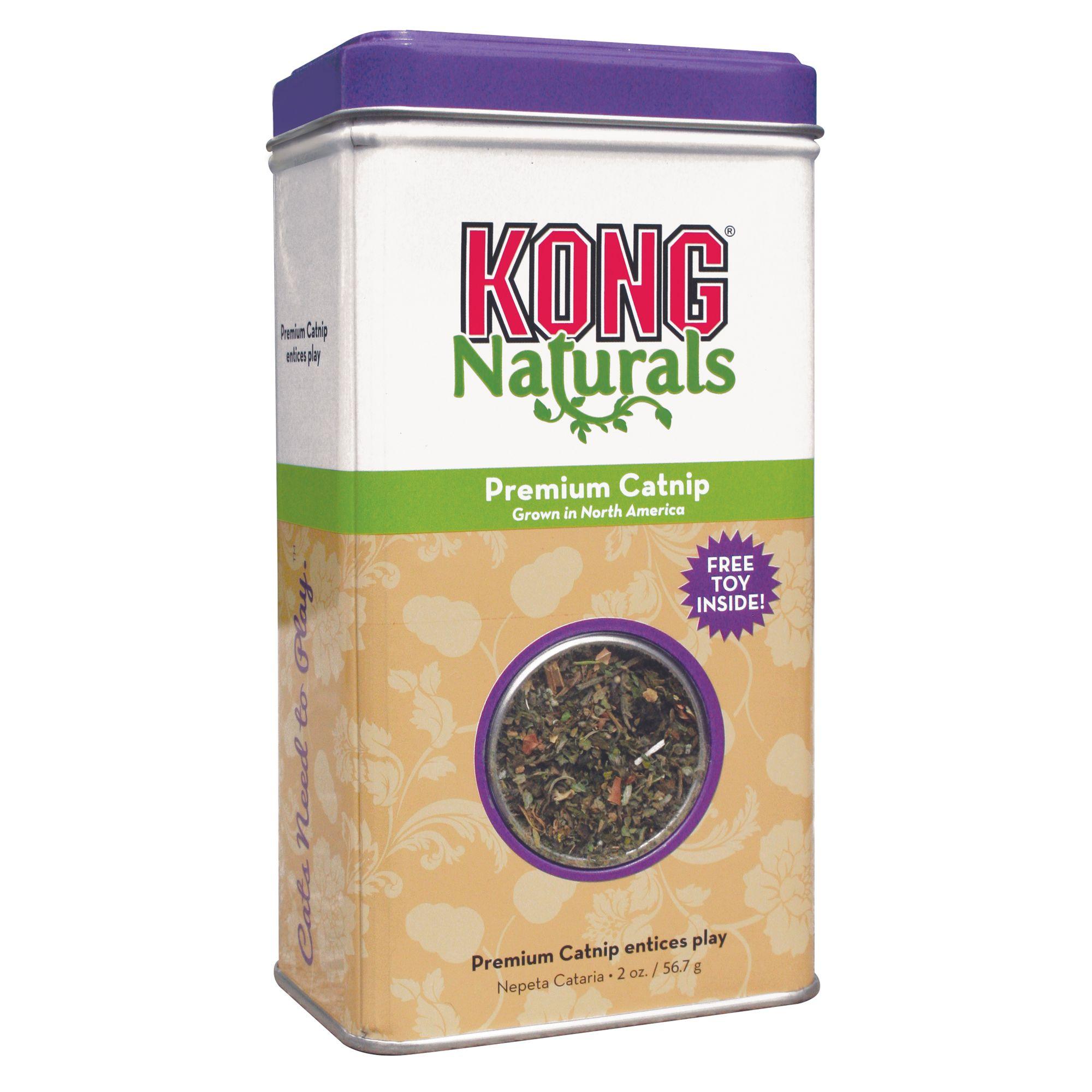 Kong® Premium Catnip size: 2 Oz 5159769