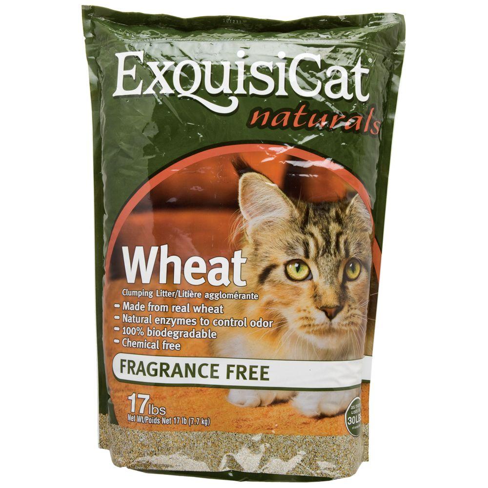 Exquisicat Cat Litter Size 17 Lb