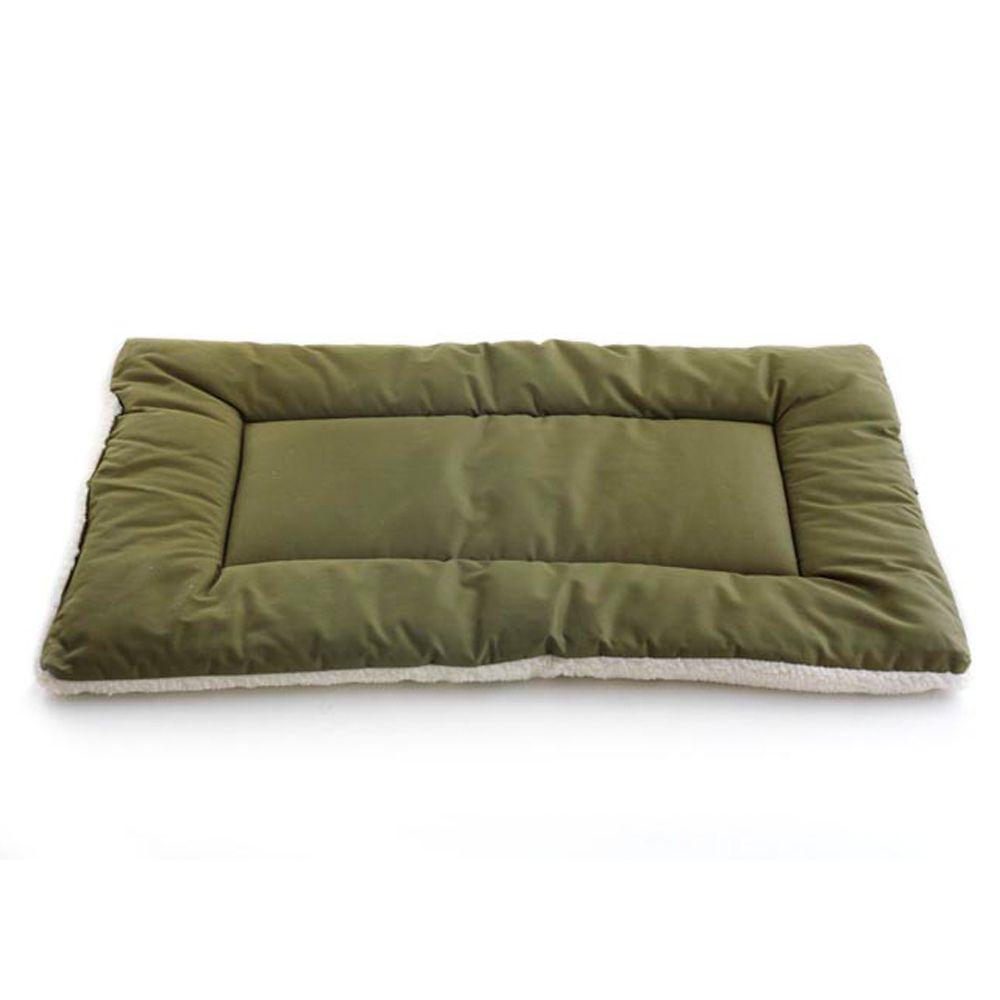"Pet Dreams Classic Sleepeez Dog Bed size: 30""L x 20""W, Green 5160065"