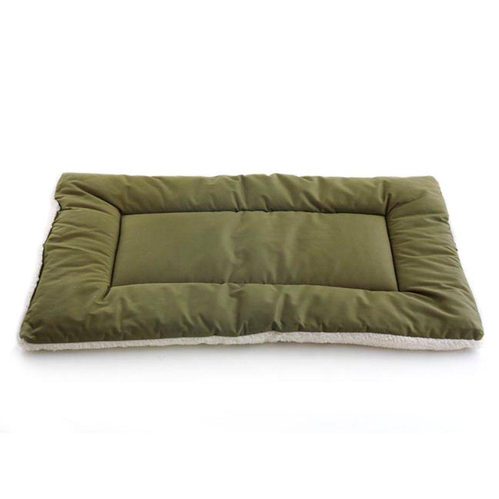 Pet Dreams Classic Sleepeez Dog Bed Size 36l X 23w Green