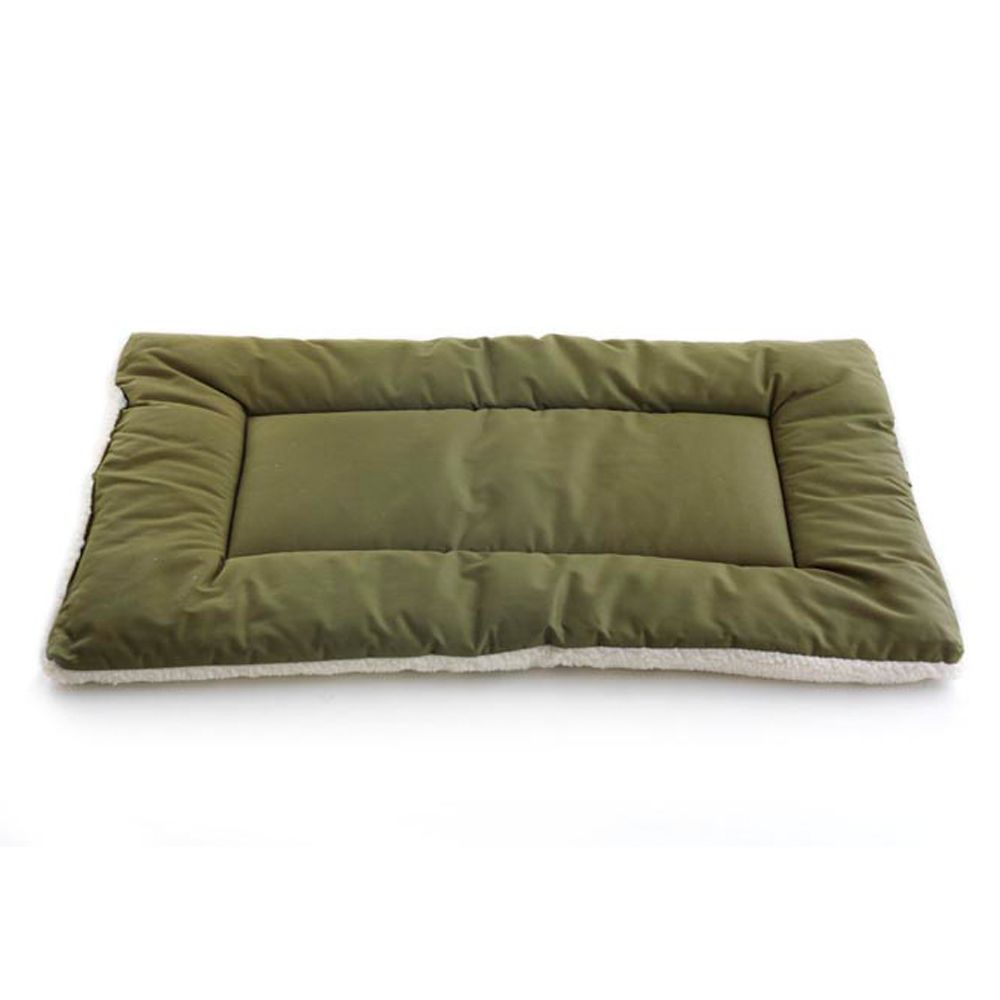 "Pet Dreams Classic Sleepeez Dog Bed size: 42""L x 28""W, Green 5160067"