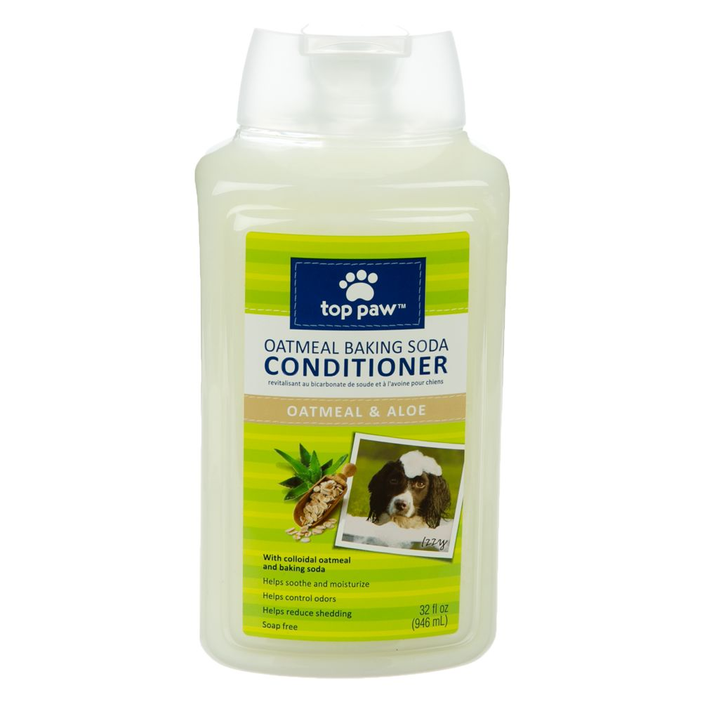 Top Paw, Oatmeal and Aloe Dog Conditioner size: 32 Fl Oz