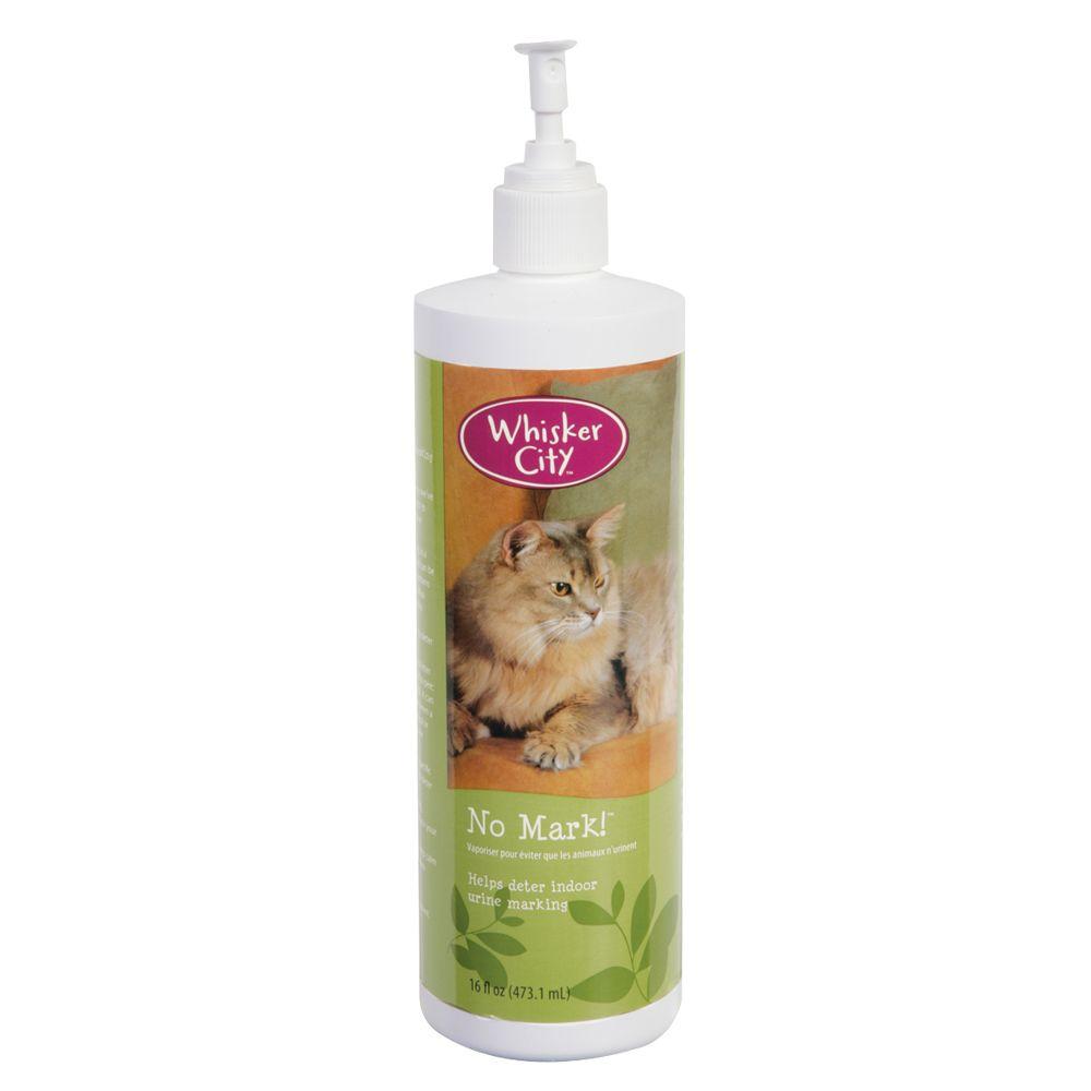 Whisker City No Mark Indoor Cat Urine Deterrent