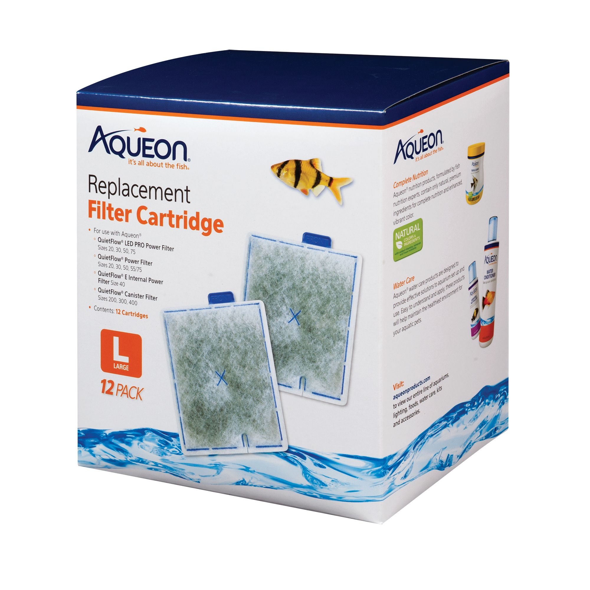 Aqueon filters usa for Petco fish tank filters