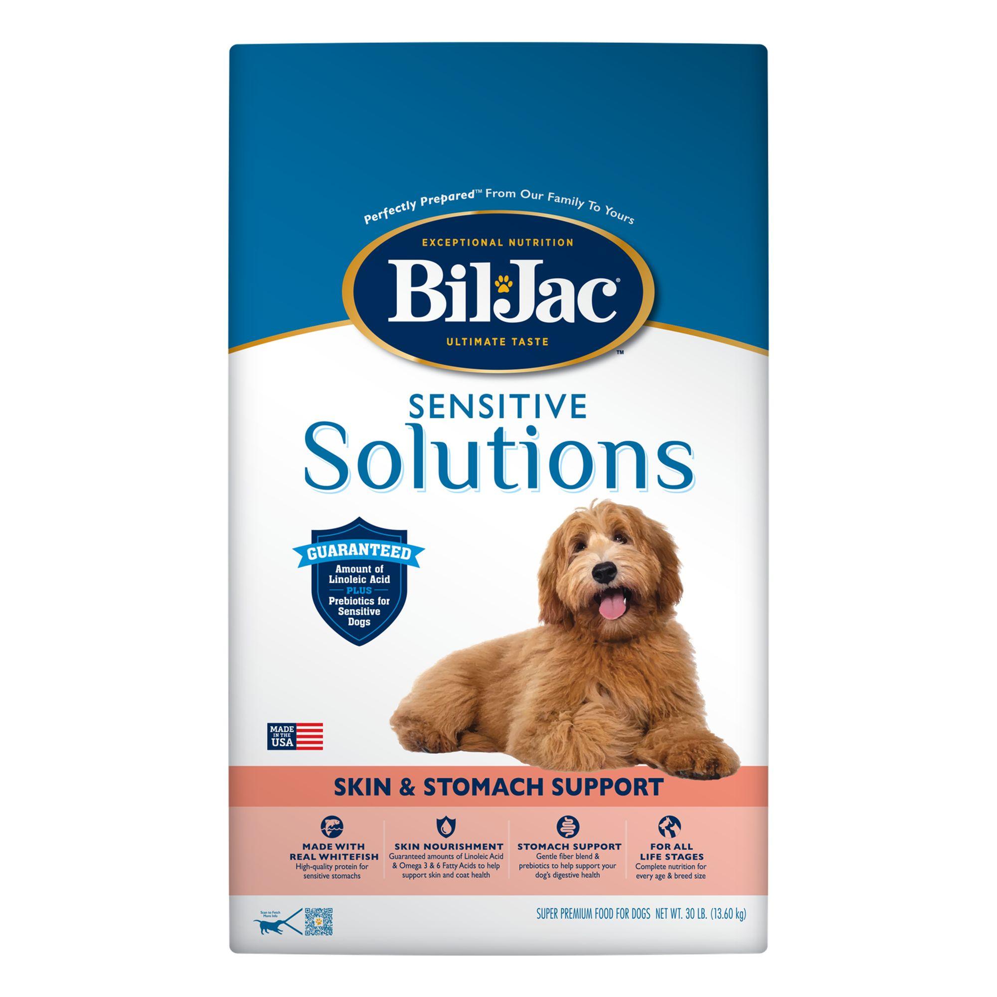 Petsmart Bil Jac Senior Dog Food