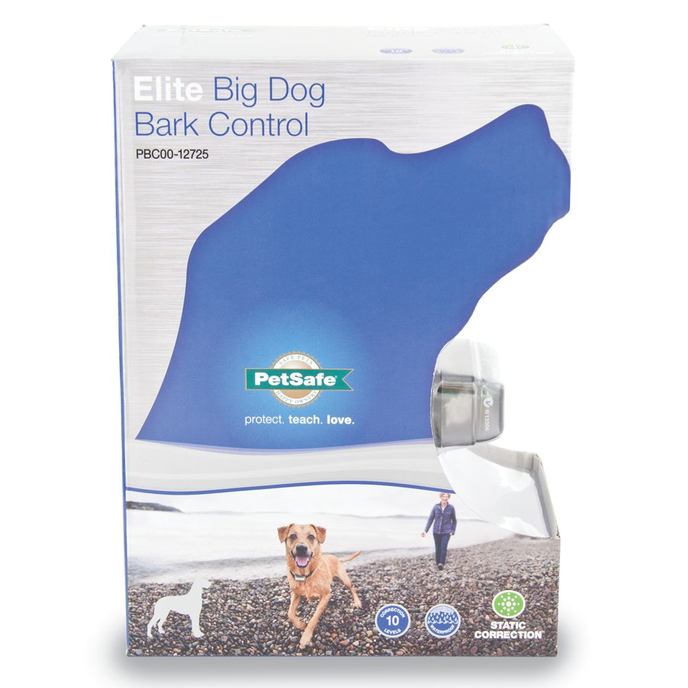 PetSafe Big Dog Bark Control Dog Collar 5163047