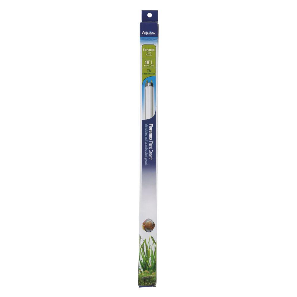 Aqueon Floramax T8 Fluorescent Aquarium Lamp Size 15w