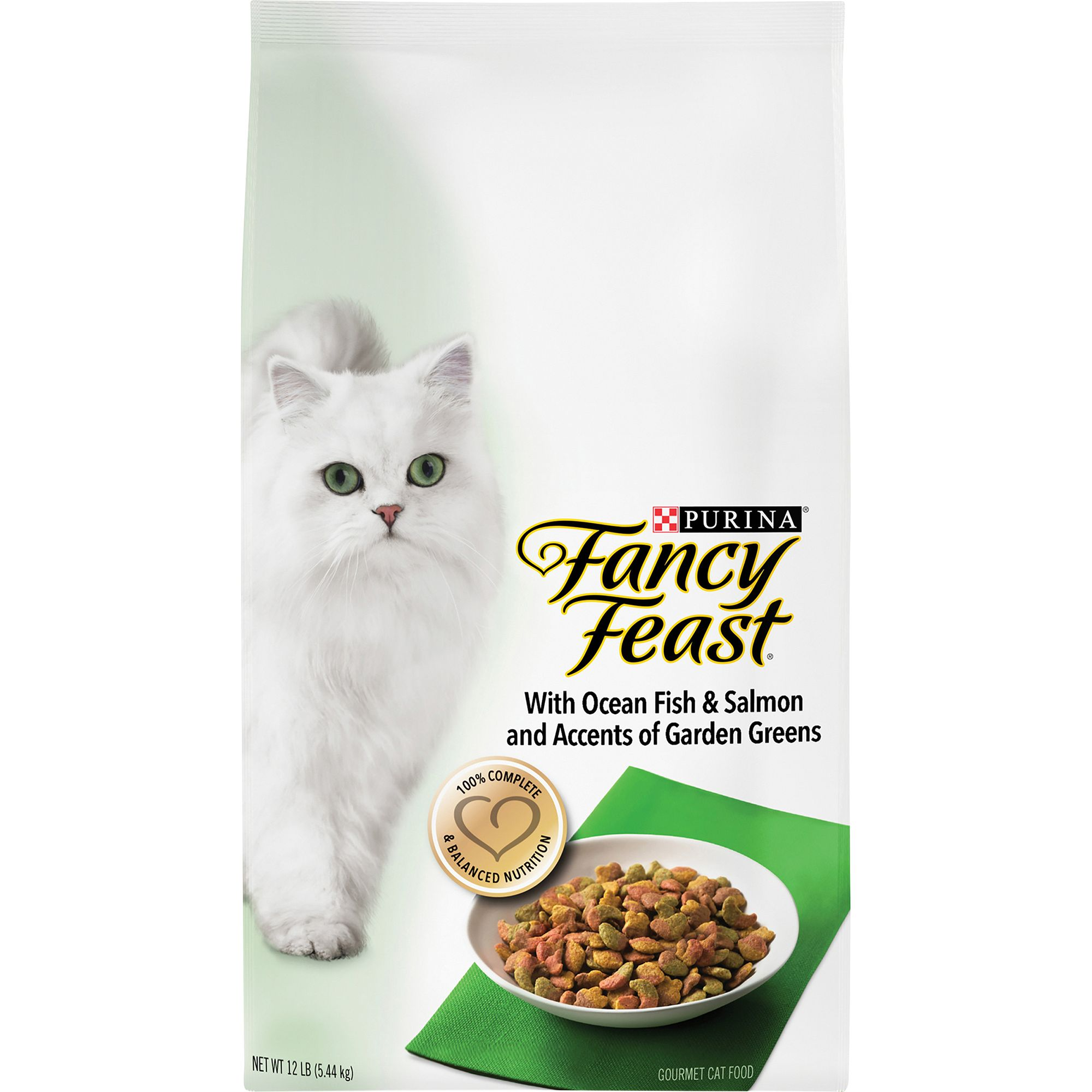 Fancy Feast® Gourmet Adult Cat Food size: 12 Lb 5164049