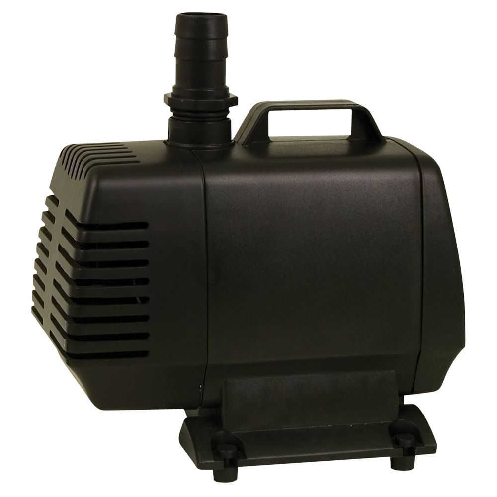 Pond pump usa for Outdoor fish pump