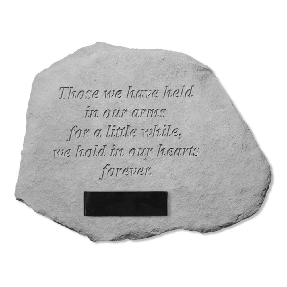 Kay Berry Hold In Our Hearts Pet Headstone