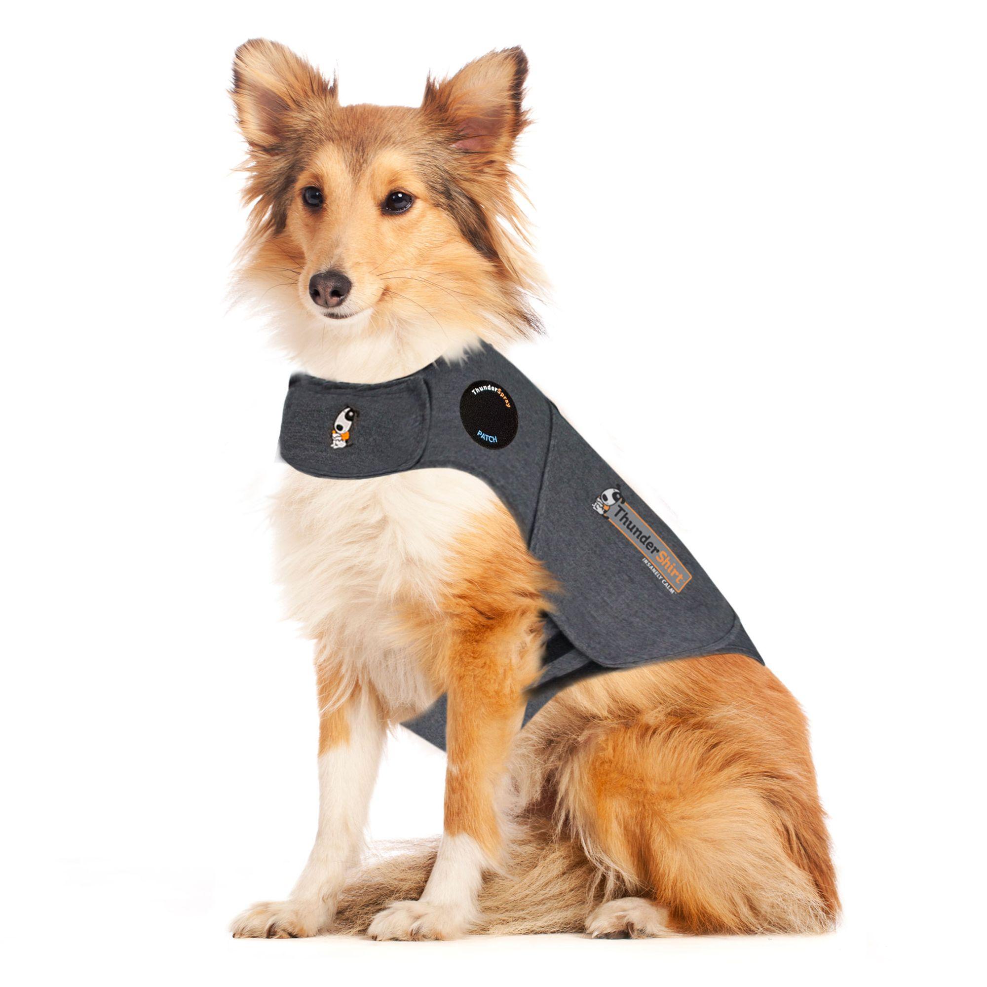 Thundershirt Dog Anxiety Shirt Size Large