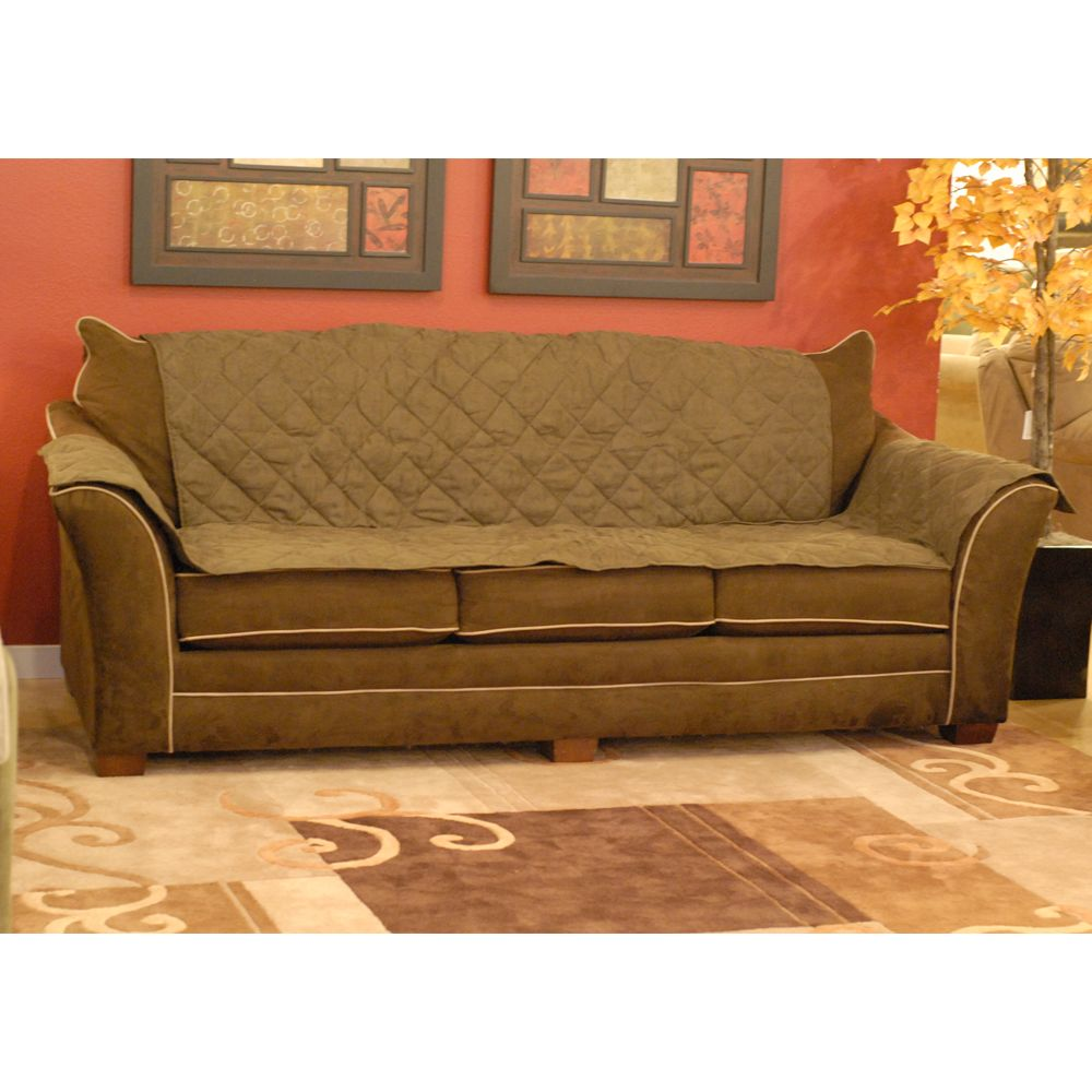 Couch cover usa for Furniture covers petsmart