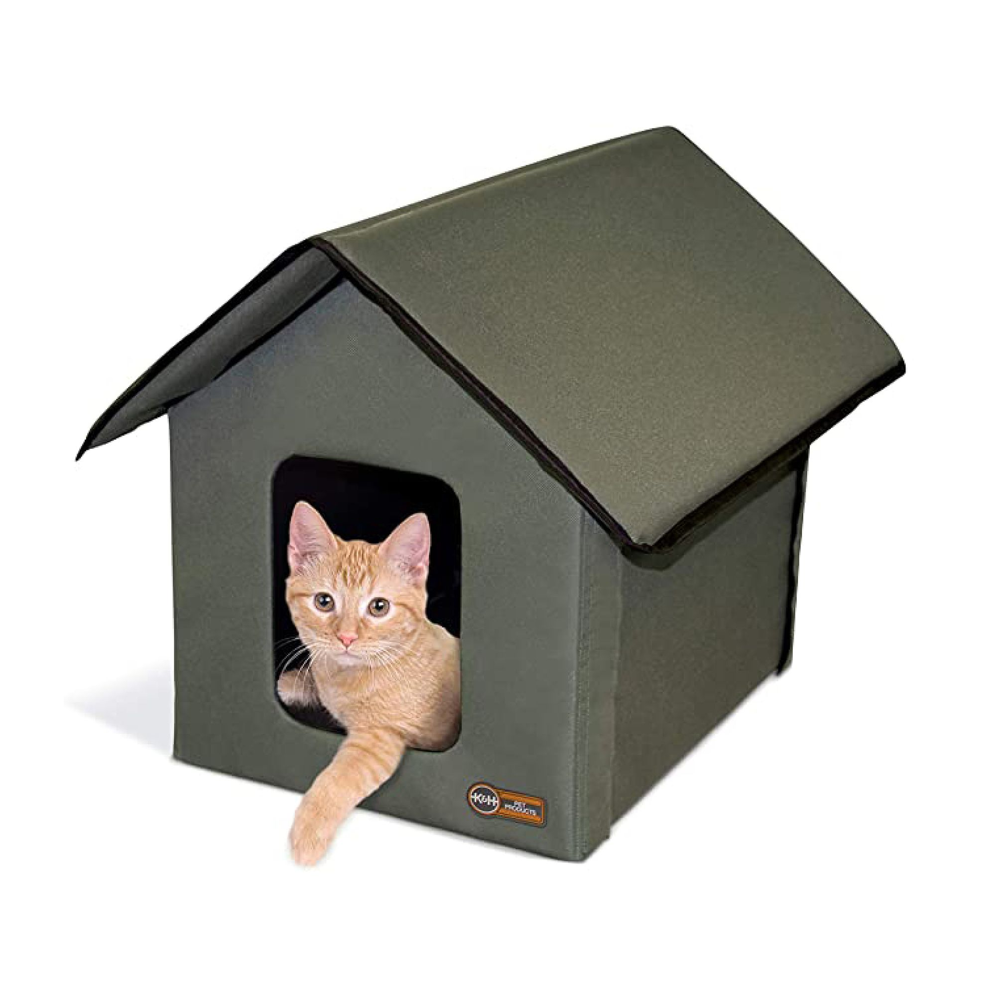 K & H Pet Products Outdoor Kitty House