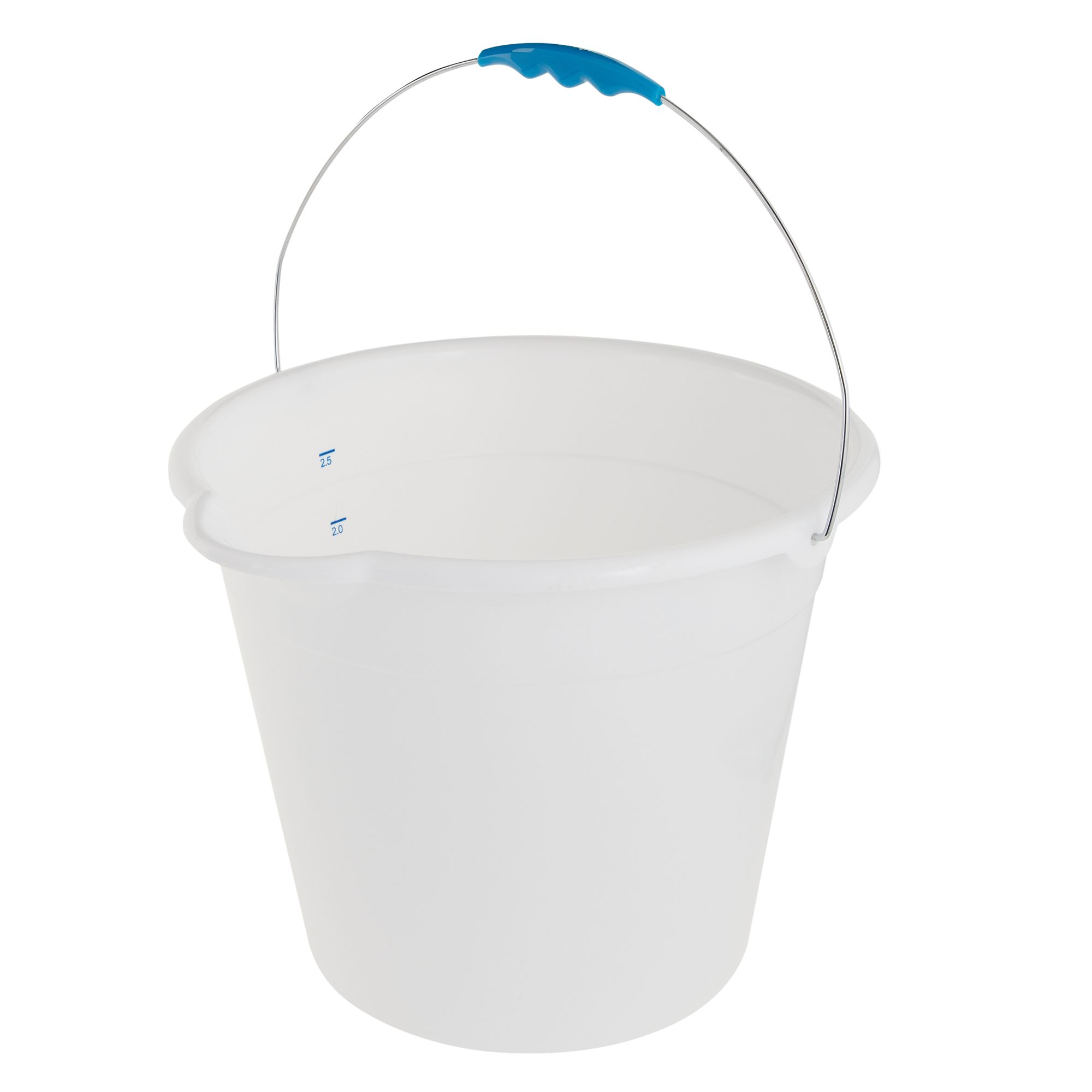 Top Fin 3 Gallon Bucket White
