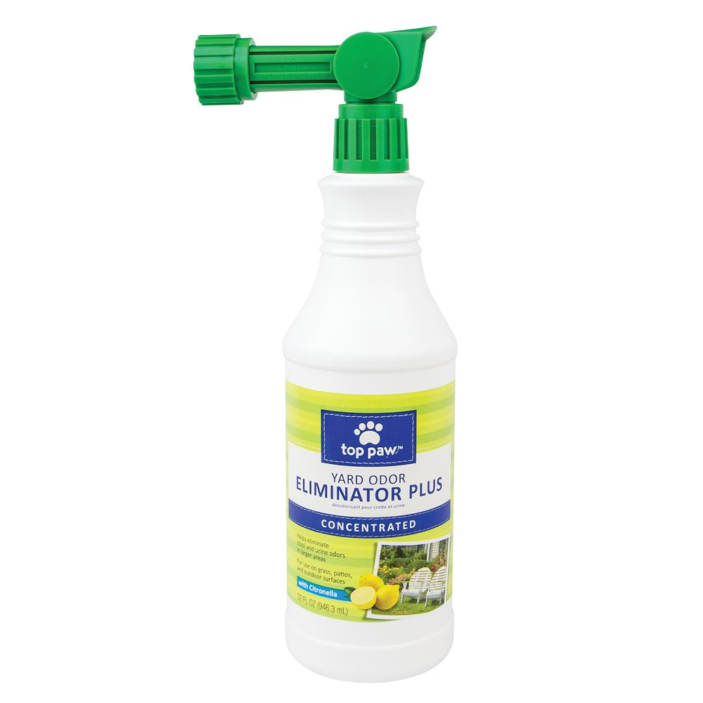 Top Paw Citronella Pet Yard Odor Eliminator Plus size: 32 Fl Oz 5174960