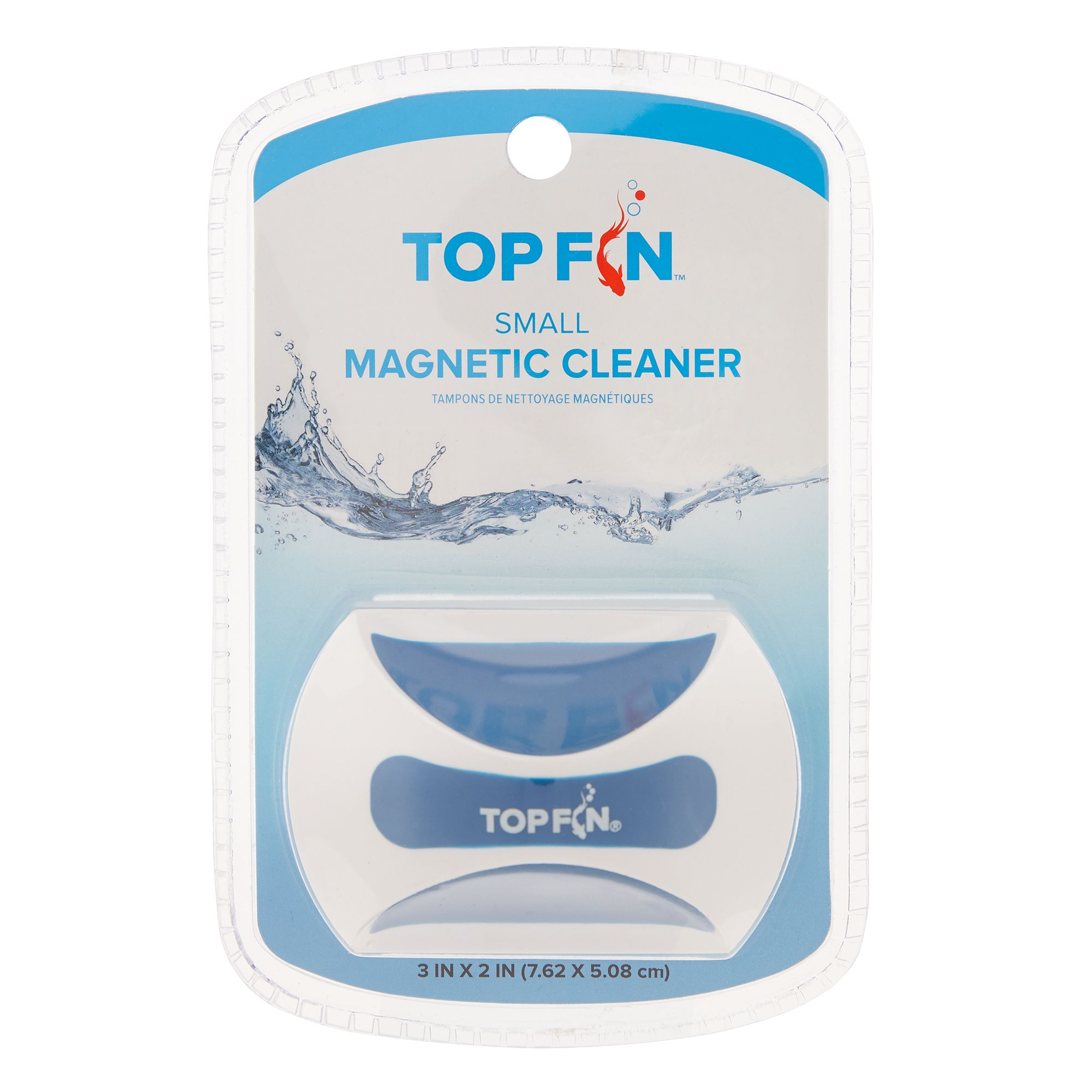 Top Fin Aquarium Magnet Cleaner Size Small