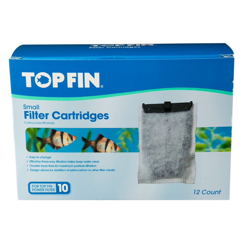 Top Fin Small Aquarium Filter Cartridge