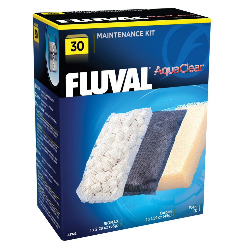 Fluval AquaClear Maintenance Kit, Aqua Clear 5175937