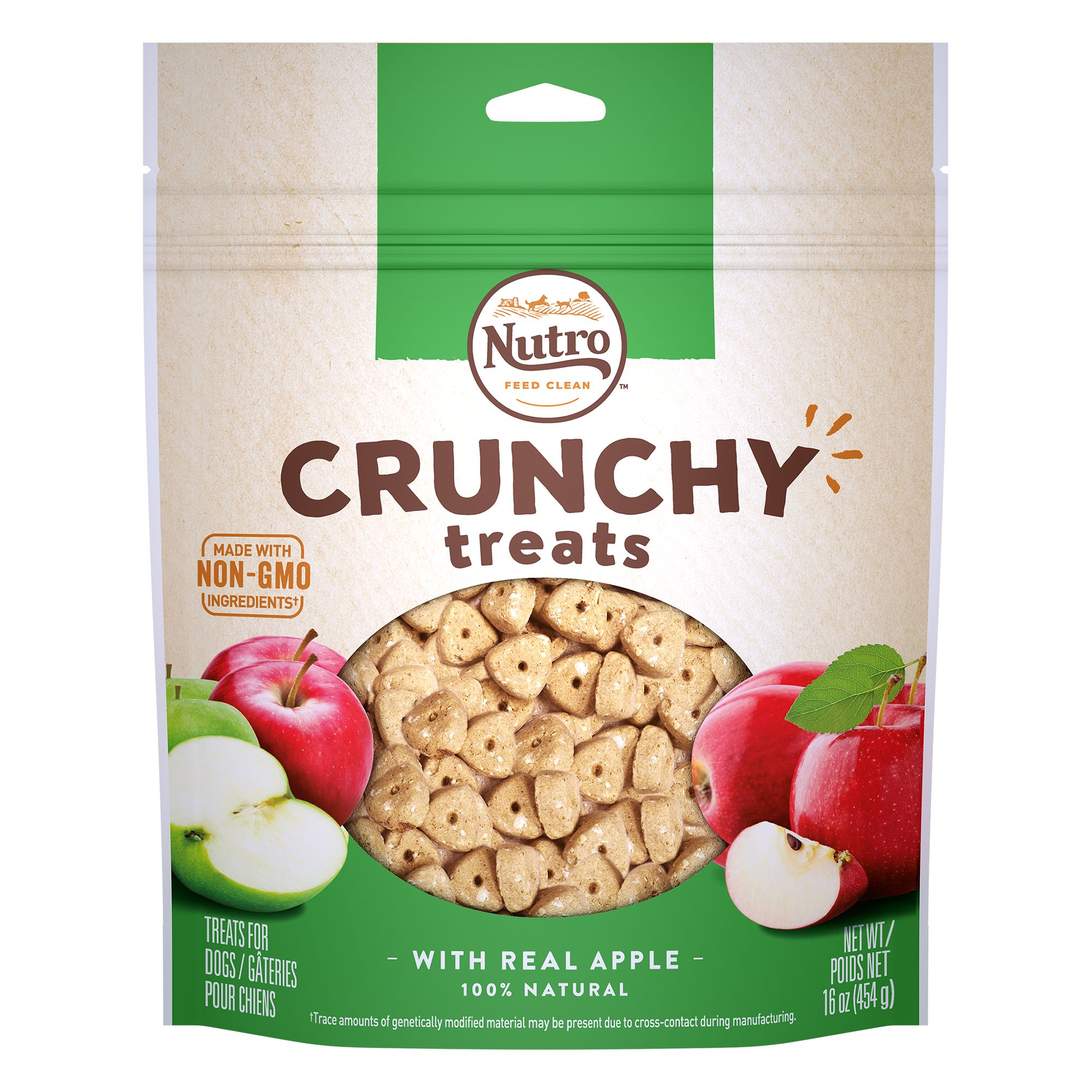 Nutro Natural Choice Crunchy Dog Treats Size 16 Oz
