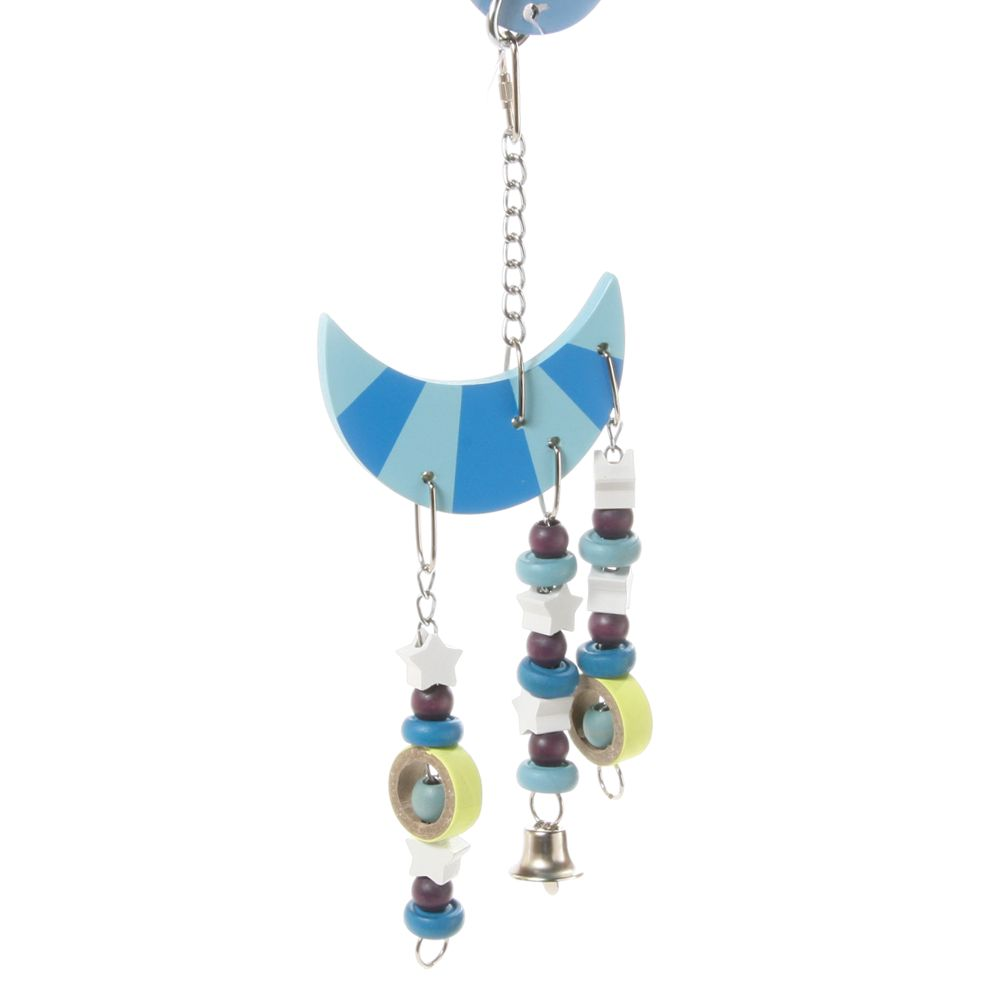 JW Pet® Insight Activitoys Triple Moon Bird Toy 5180139