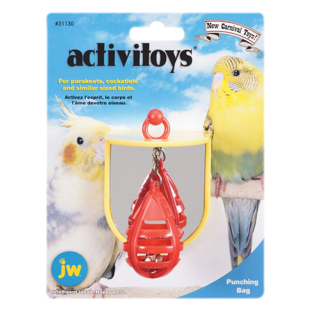 JW Pet® Insight Activitoys Bird Punching Bag 5180140