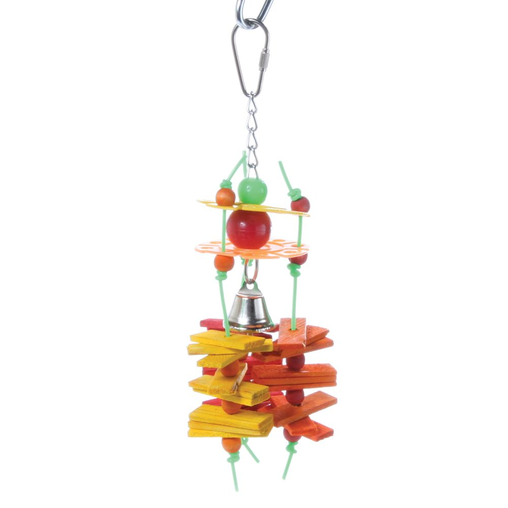 All Living Things Disc Dangler Bird Toy 5180337
