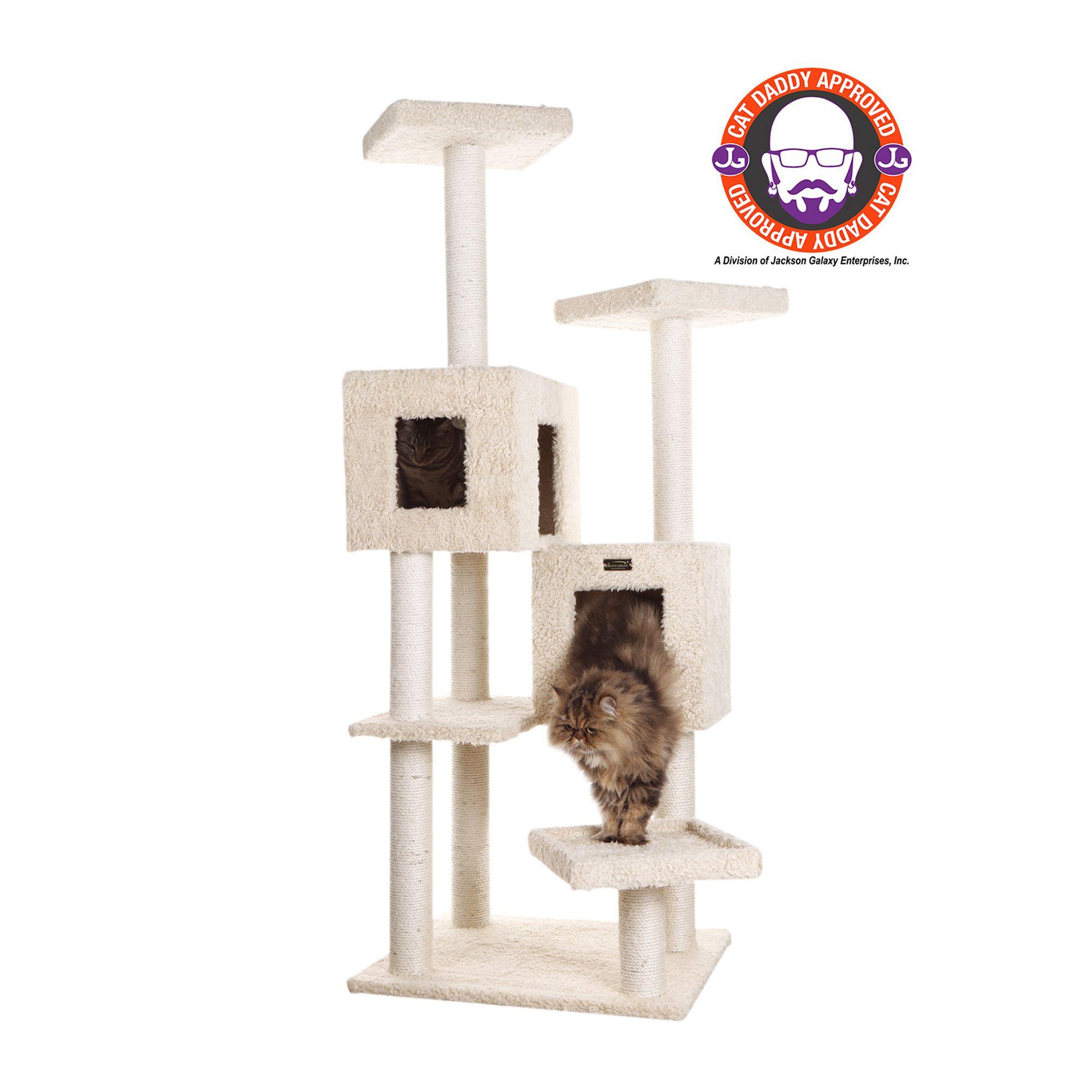 Armarkat Cat Tree Beige