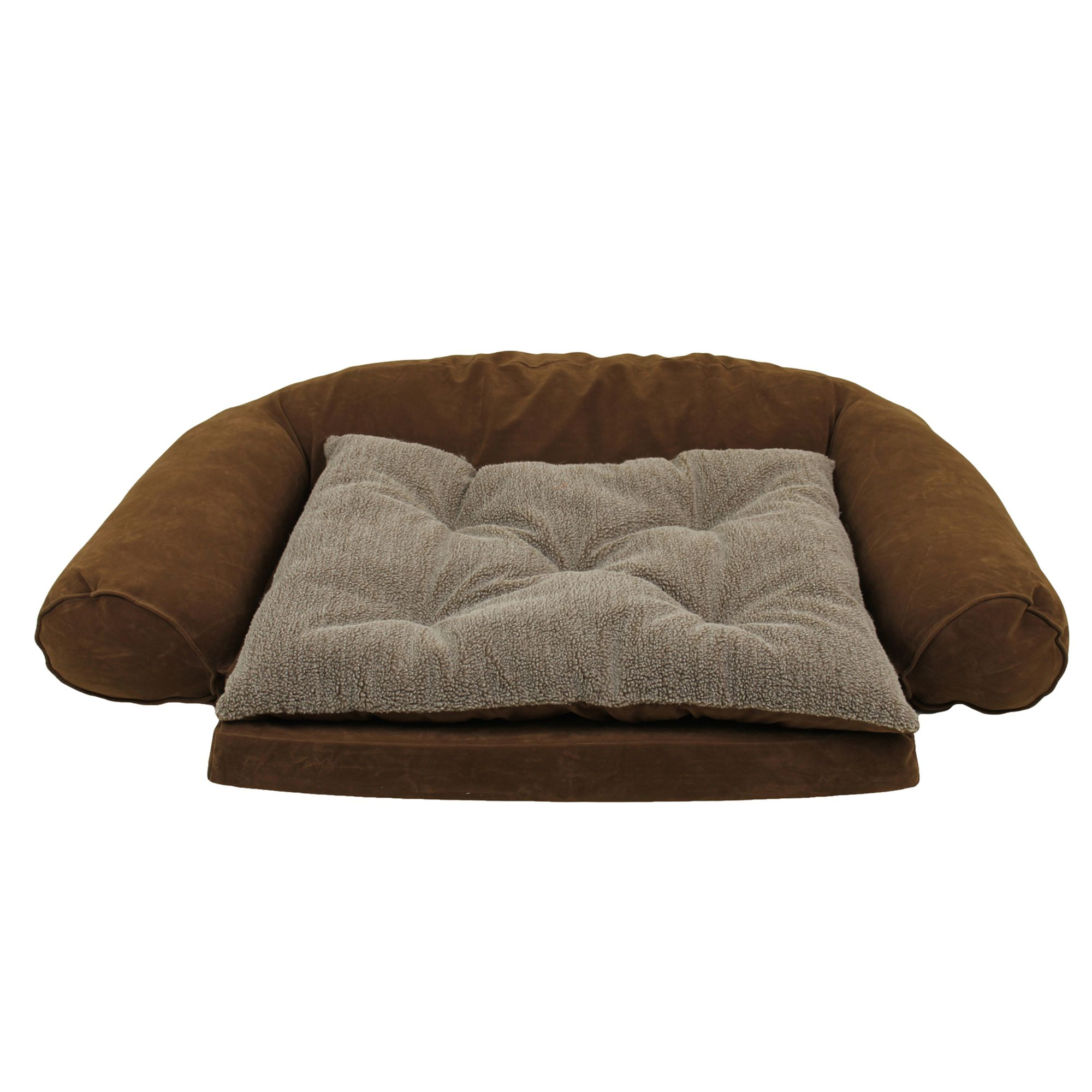 Carolina Pet Orthopedic Comfort Couch Personalized Pet Bed s