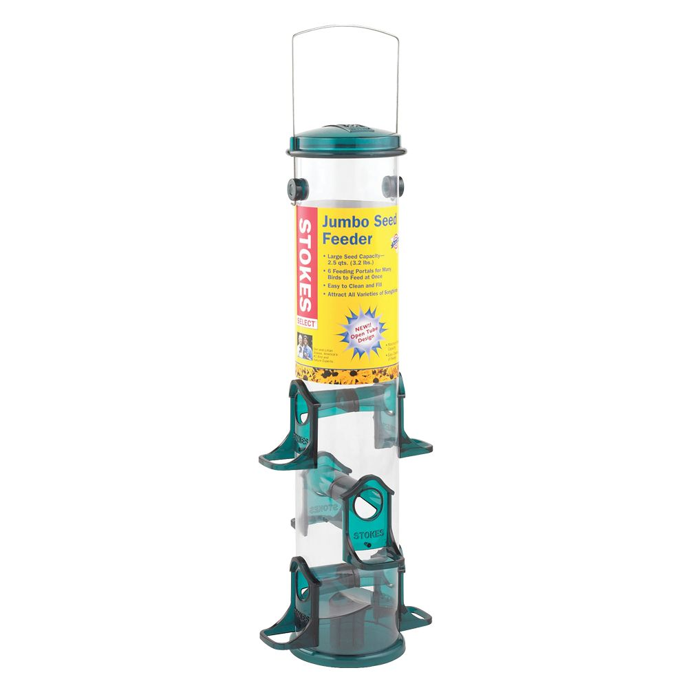 Stokes Select Jumbo Bird Seed Feeder