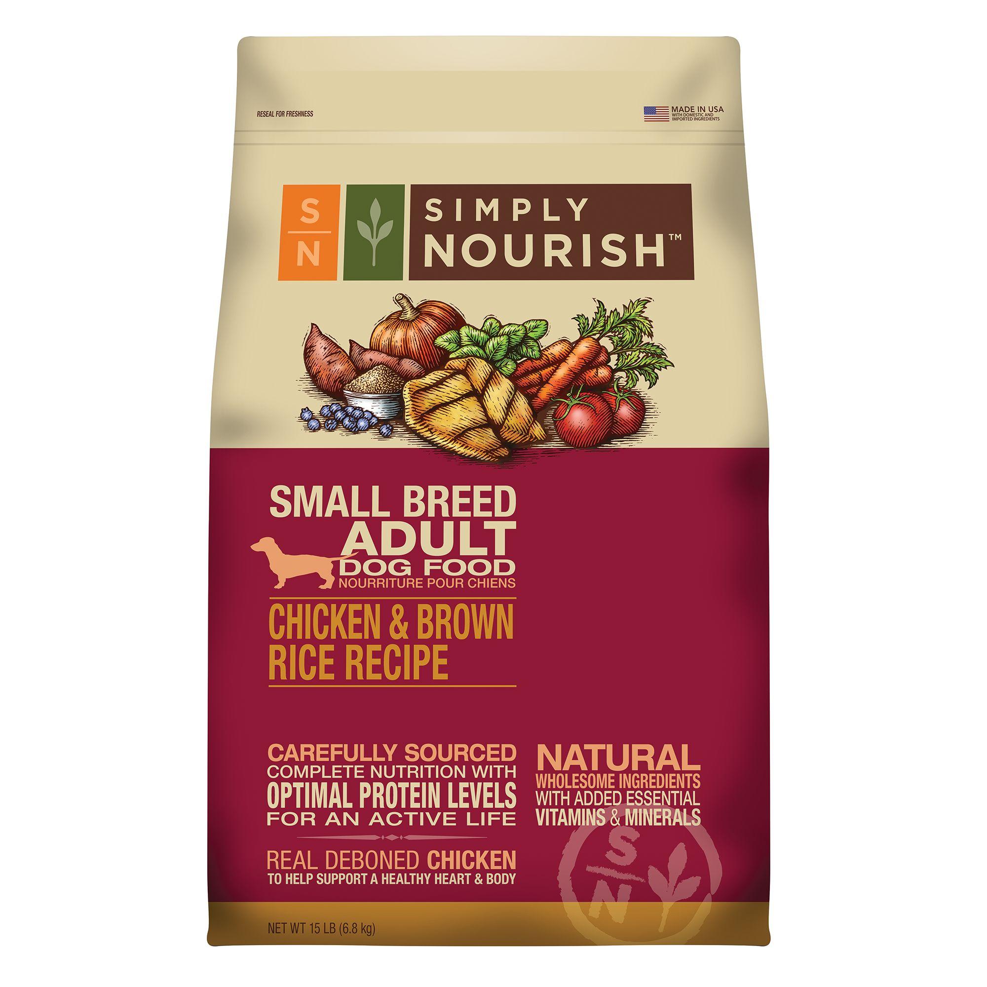737257428867 UPC - Small Breed Adult Dog Food / Chicken & | UPC Lookup