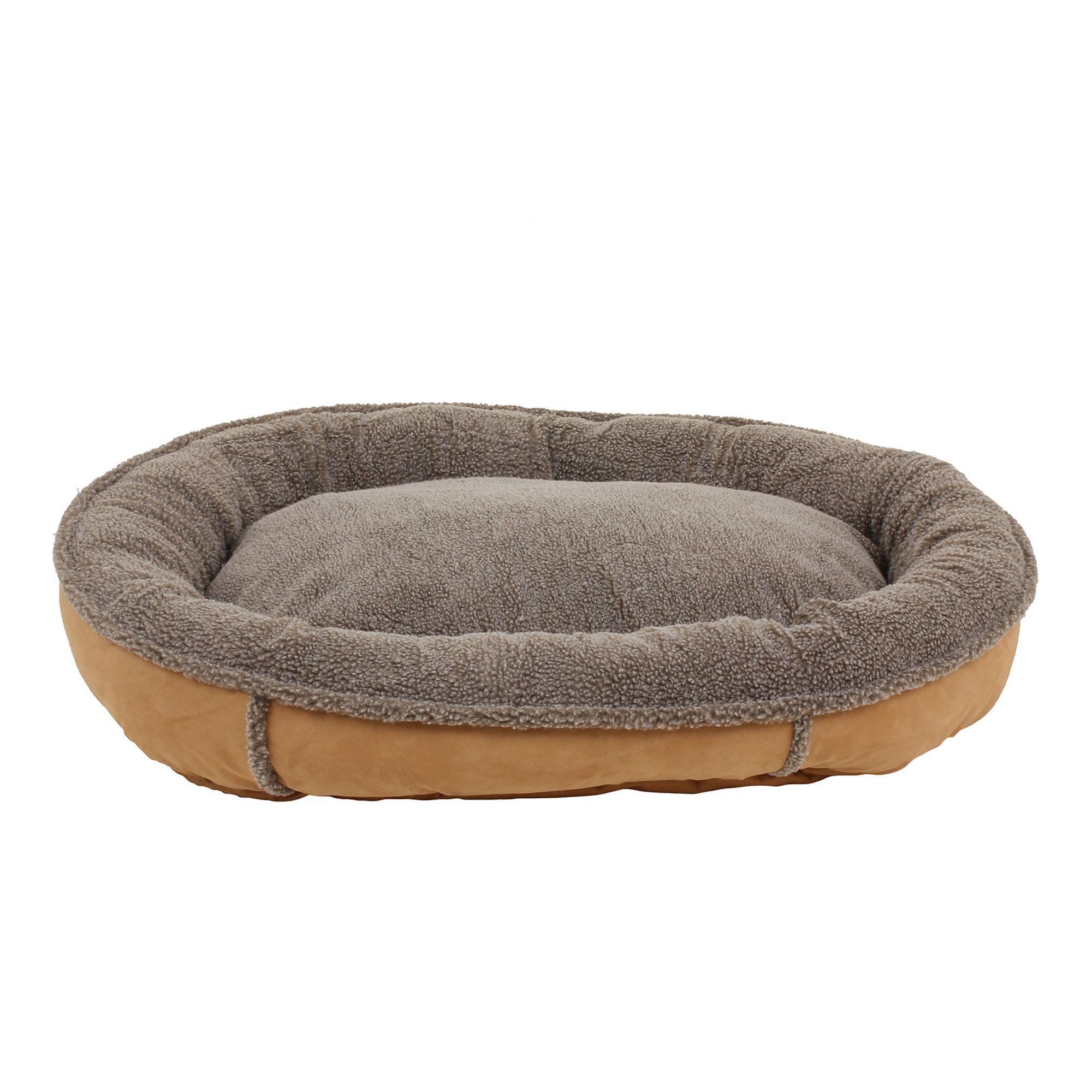Carolina Pet Comfy Cup Pet Bed Caramel 5184682