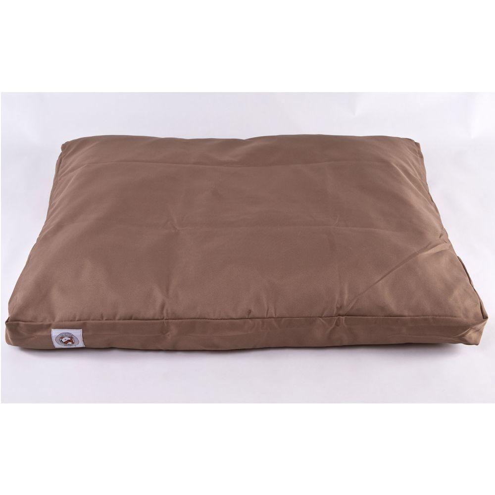 Carolina Pet Brutus Tough Personalized Pet Bed Size 36l X 27w X 4h Green