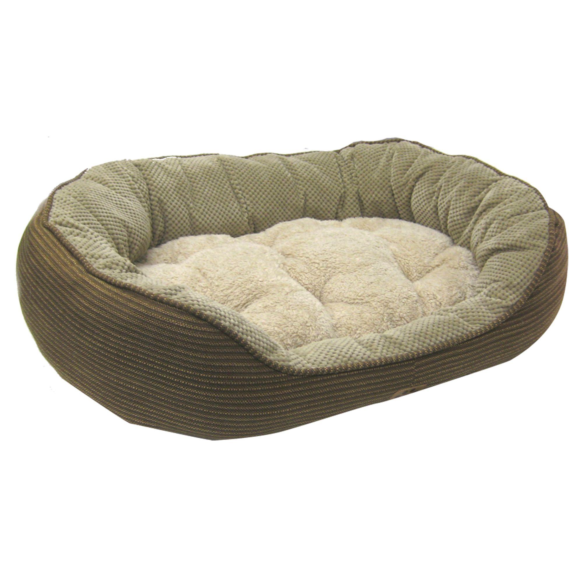 Precision Pet Daydreamer Pet Bed Size 32l X 25w X 10.5h Brown