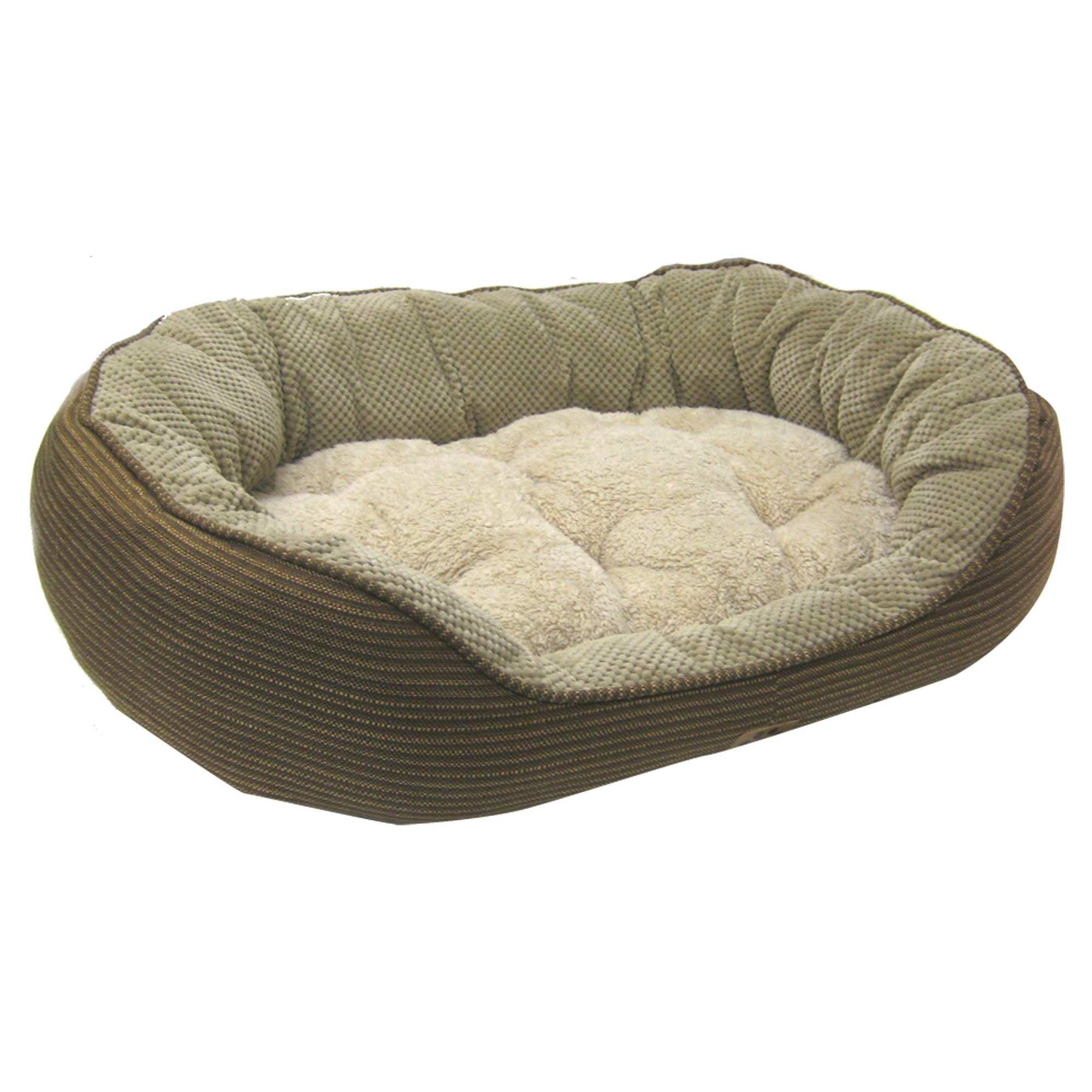 Precision Pet Daydreamer Pet Bed Size 21l X 19w X 9.5h Red