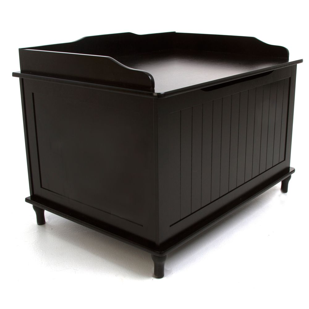 Designer Pet Products Hadley Storage Chest Size 29.1l X 20.6w X 20.8h Black