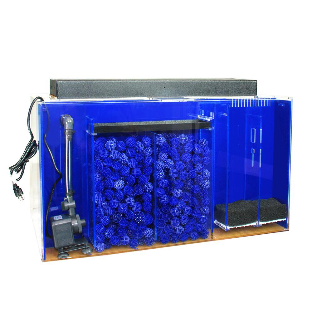 Uniquarium usa - Rectangular fish tank sizes ...
