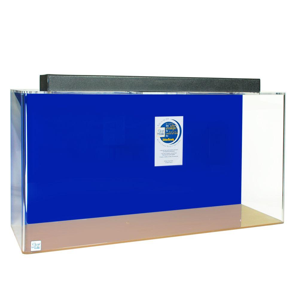 We6842 71 acrylic tub with 55 gallon capacity adjustable for 55 gallon fish tank petsmart