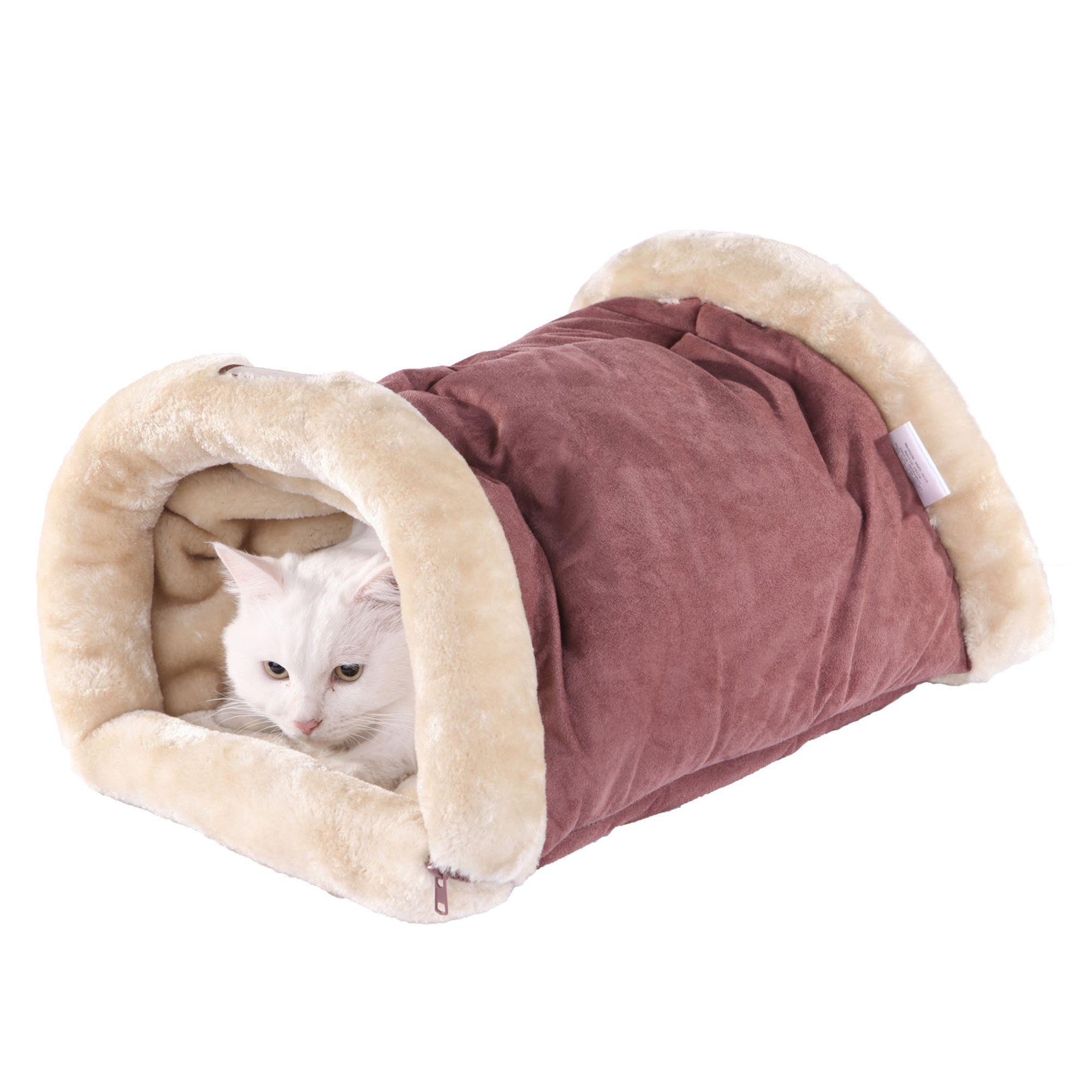 "Armarkat Multi-Use Enclosed Pet Bed size: 22""L x 14""W x 10""H"