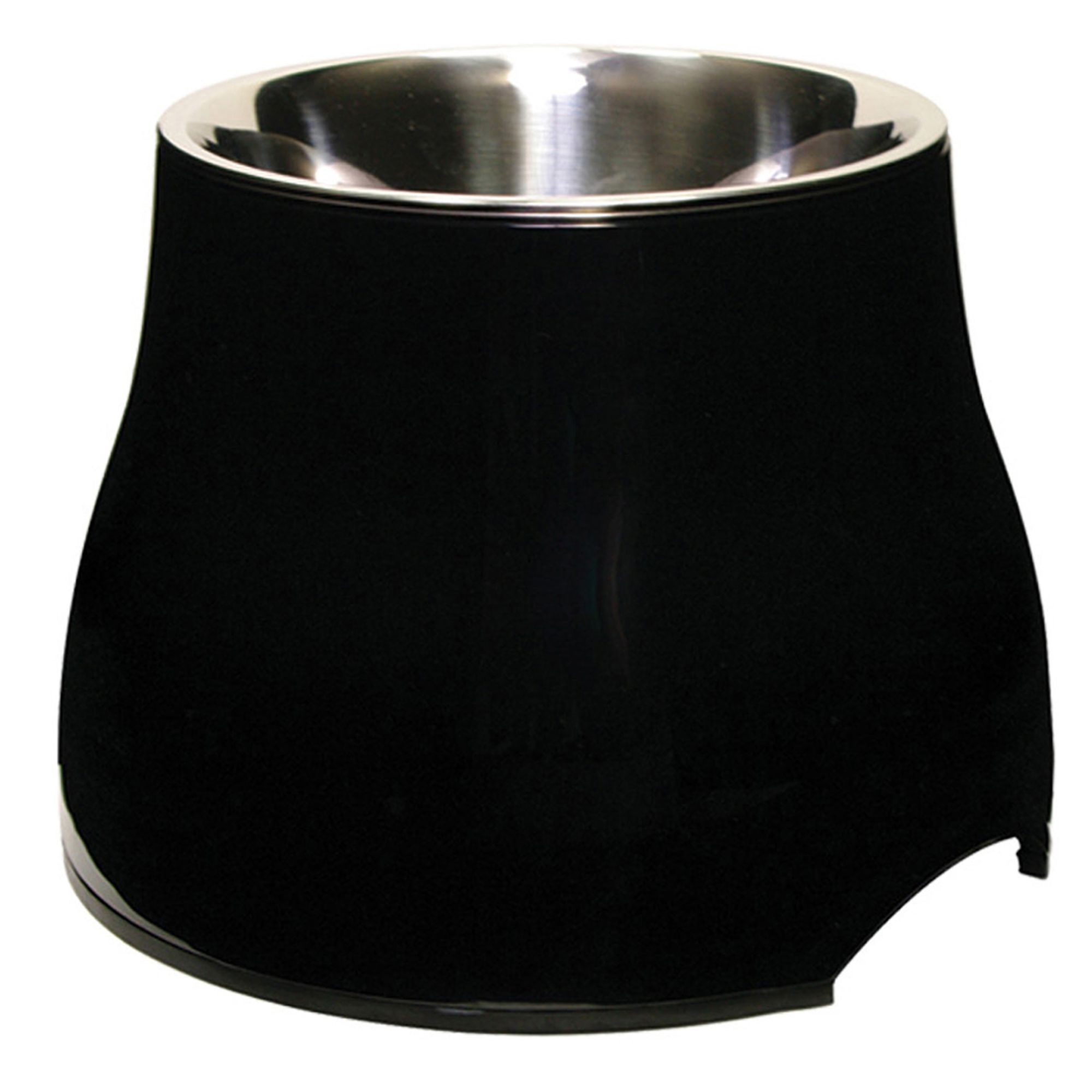 Dogit Elevated Dog Bowl Size 30.4 Fl Oz Black