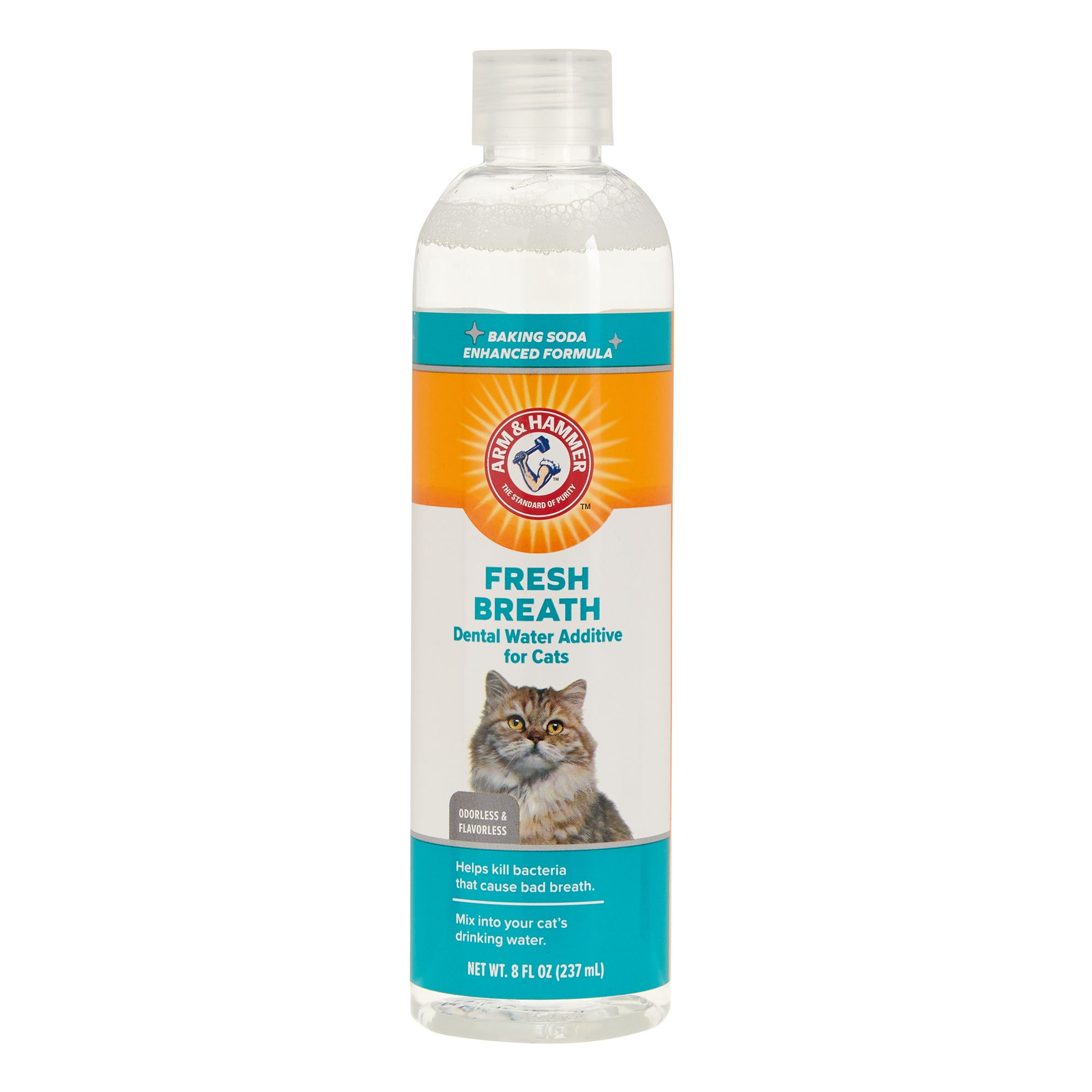 Arm And Hammer Advanced Care Cat Dental Water Additive Arm Hammer